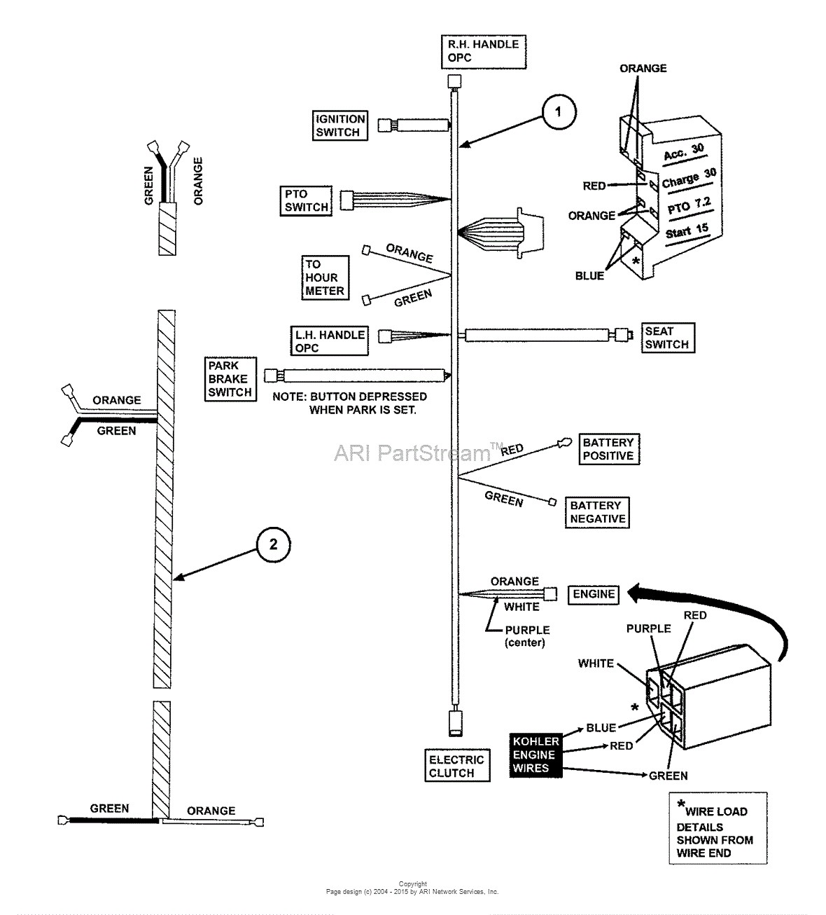 Kohler Engine Wiring Diagram Awesome Image 25 Hp Collection Mand Pro Schematic