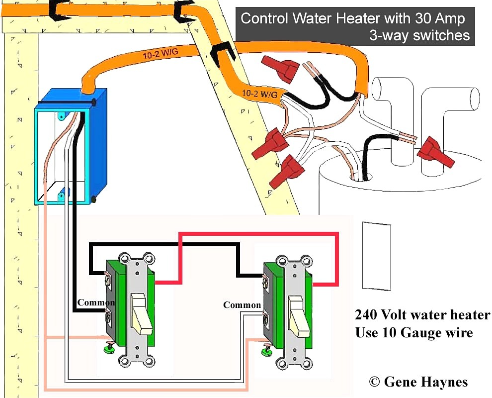 Double Pole Switch Wiring Diagram With And WIRING DIAGRAM Best