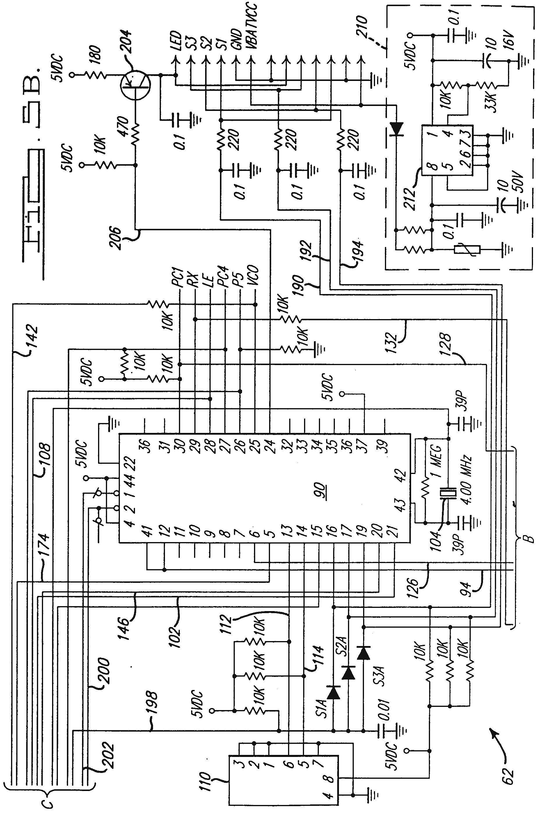Schematic Liftmaster Wiring Diagram from mainetreasurechest.com