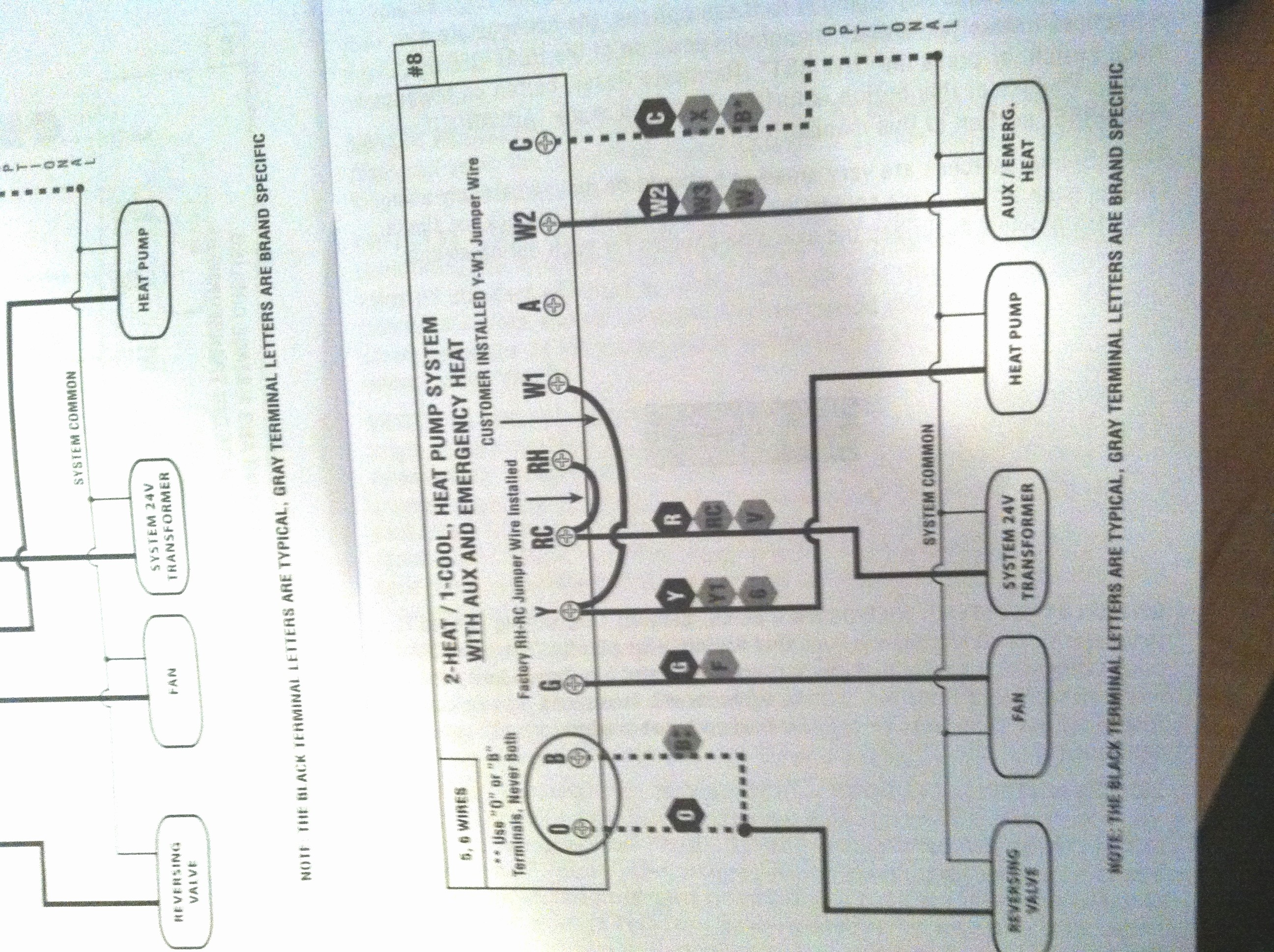 Wiring Diagram For Old Thermostat Honeywell T87f Elegant Lux 500 Image