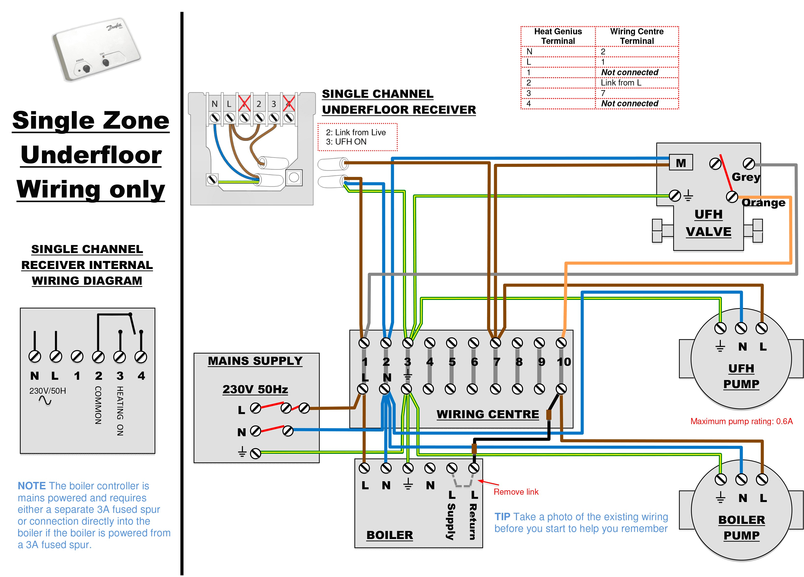central boiler thermostat wiring diagram Download Hive Thermostat Wiring Diagram Fresh Boiler Wiring Diagram For