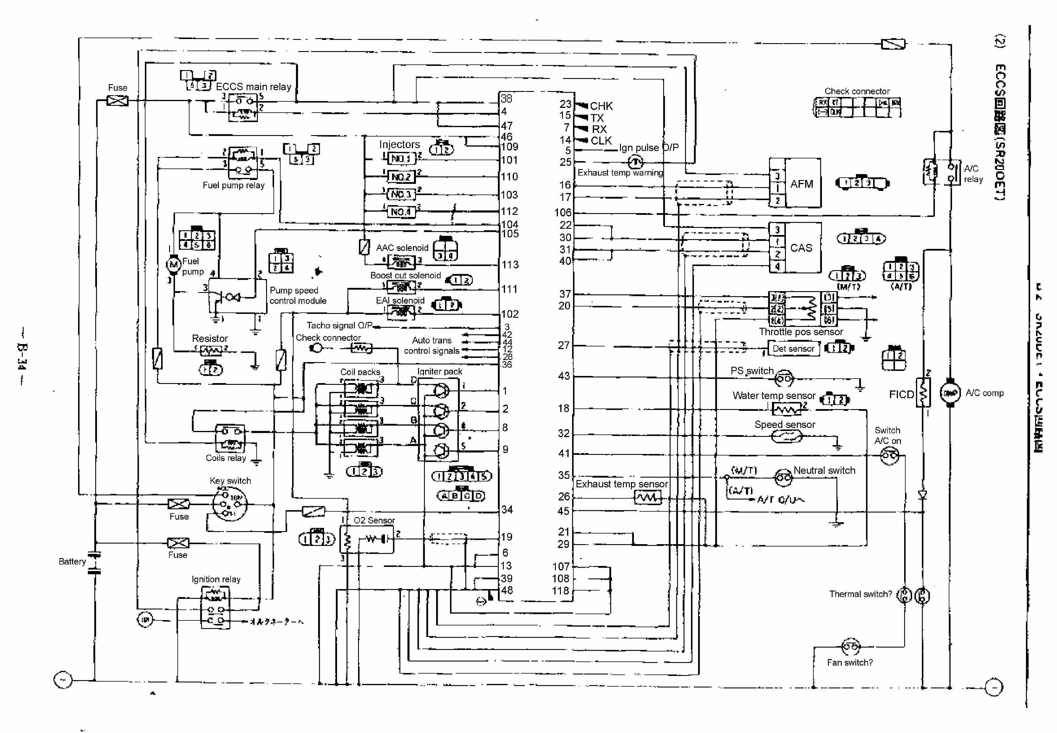 Allison Transmission 3000 And 4000 Wiring Diagram