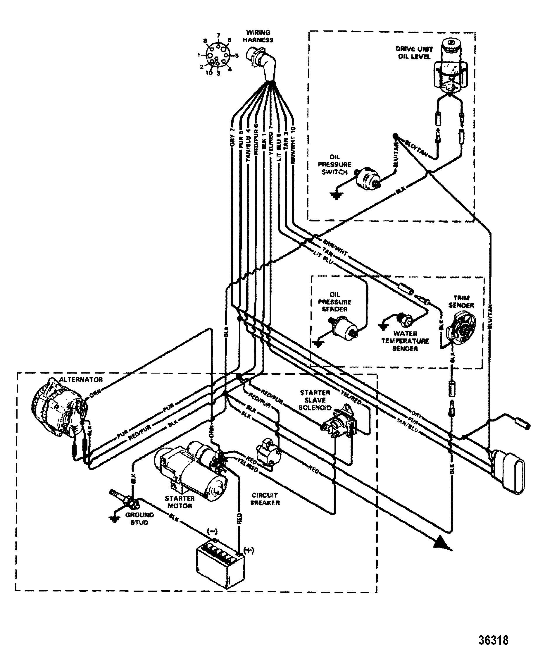 mercruiser 7 4 alternator wiring diagram wiring library Reznor Heater Parts Diagram wiring diagram for mercruiser 140 yhgfdmuor net showy ignition