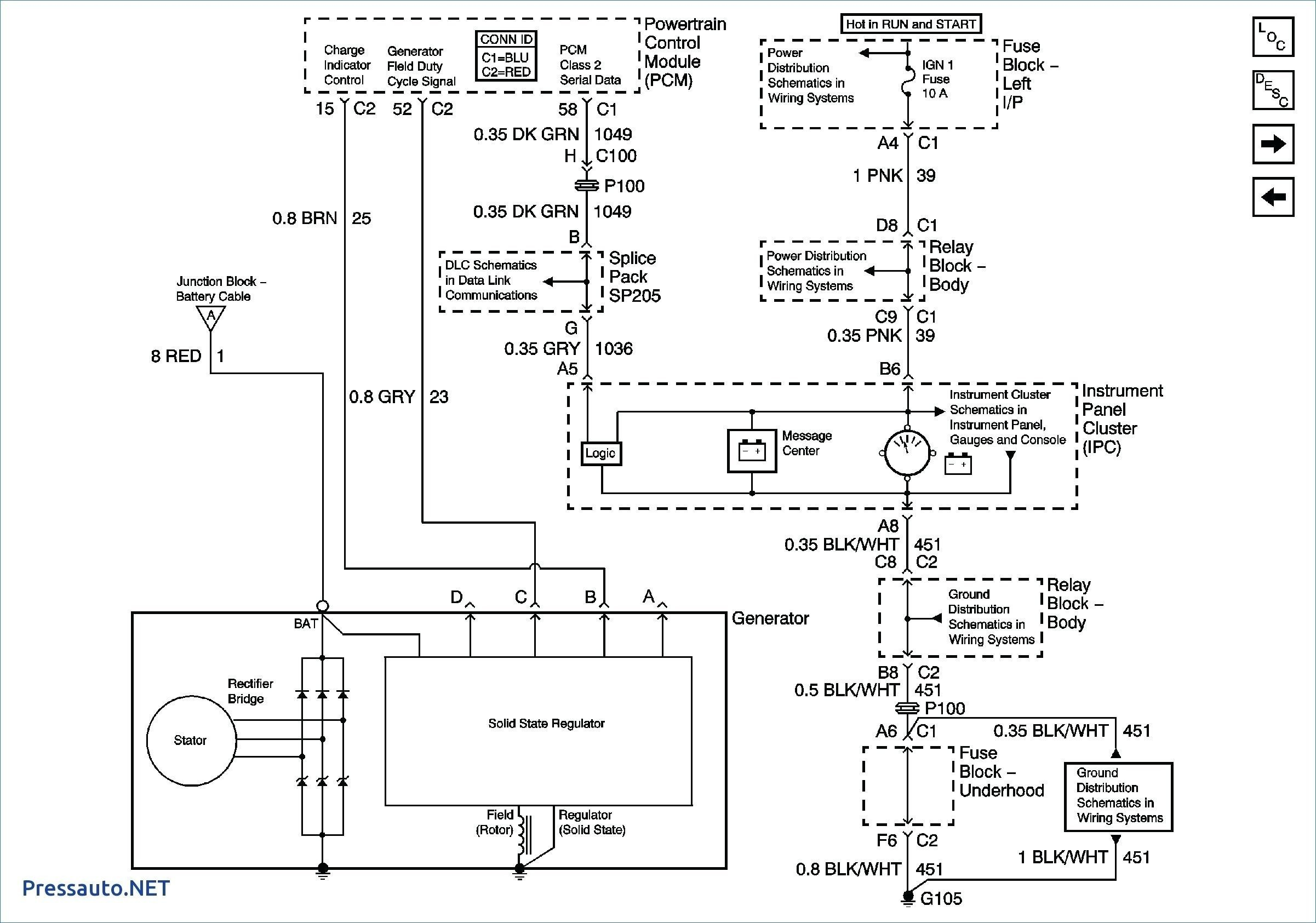 Amazing 2Wire Alternator Diagram 02 Tracker Wiring Diagram Wiring Database Gramgelartorg