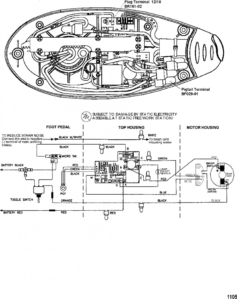 Motorguide Wiring Diagrams Library Diagram For Trolling Motor New 24 Volt 1101