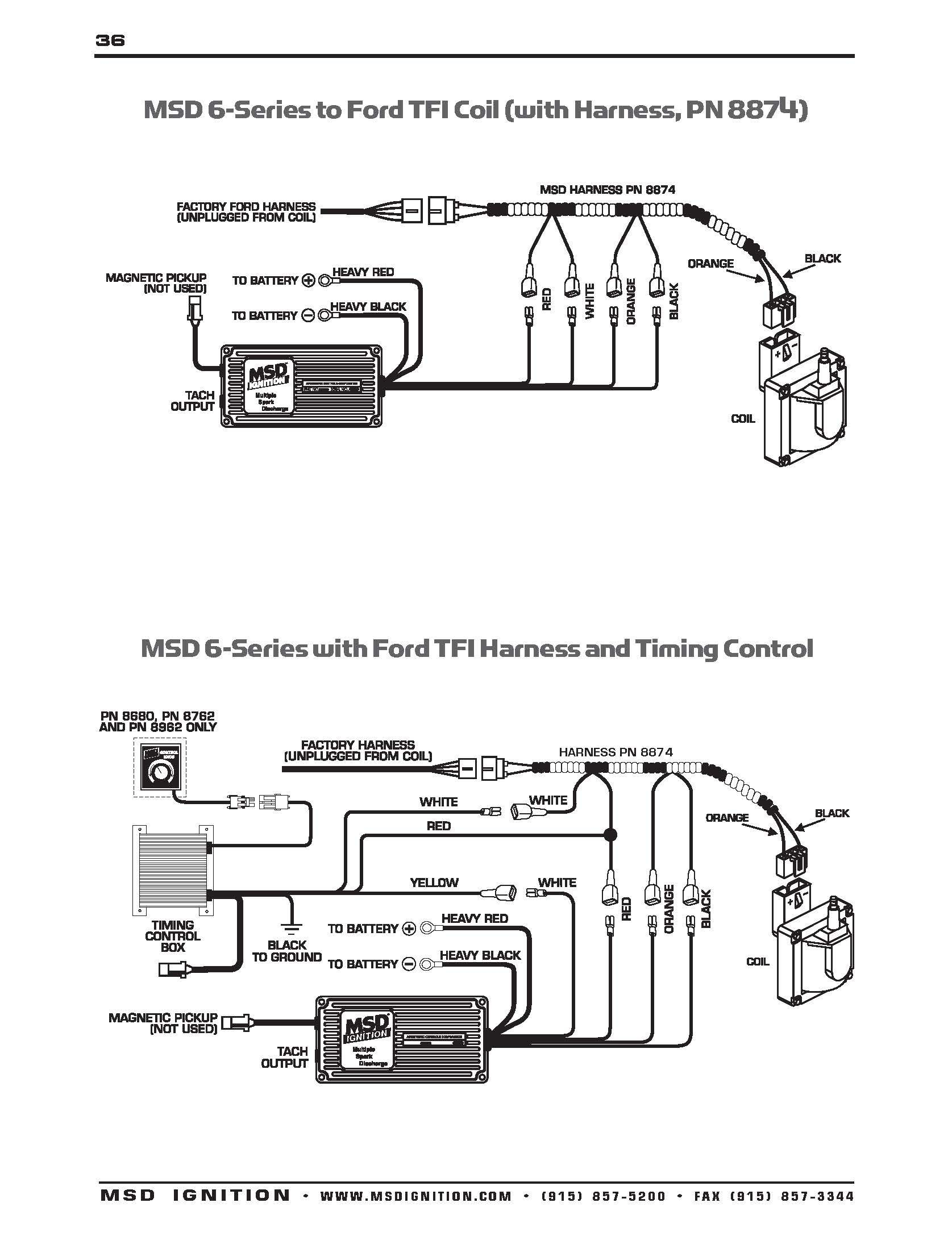 Msd 6al Wiring Diagram Chevy Luxury Amazing Ignition Box Beautiful