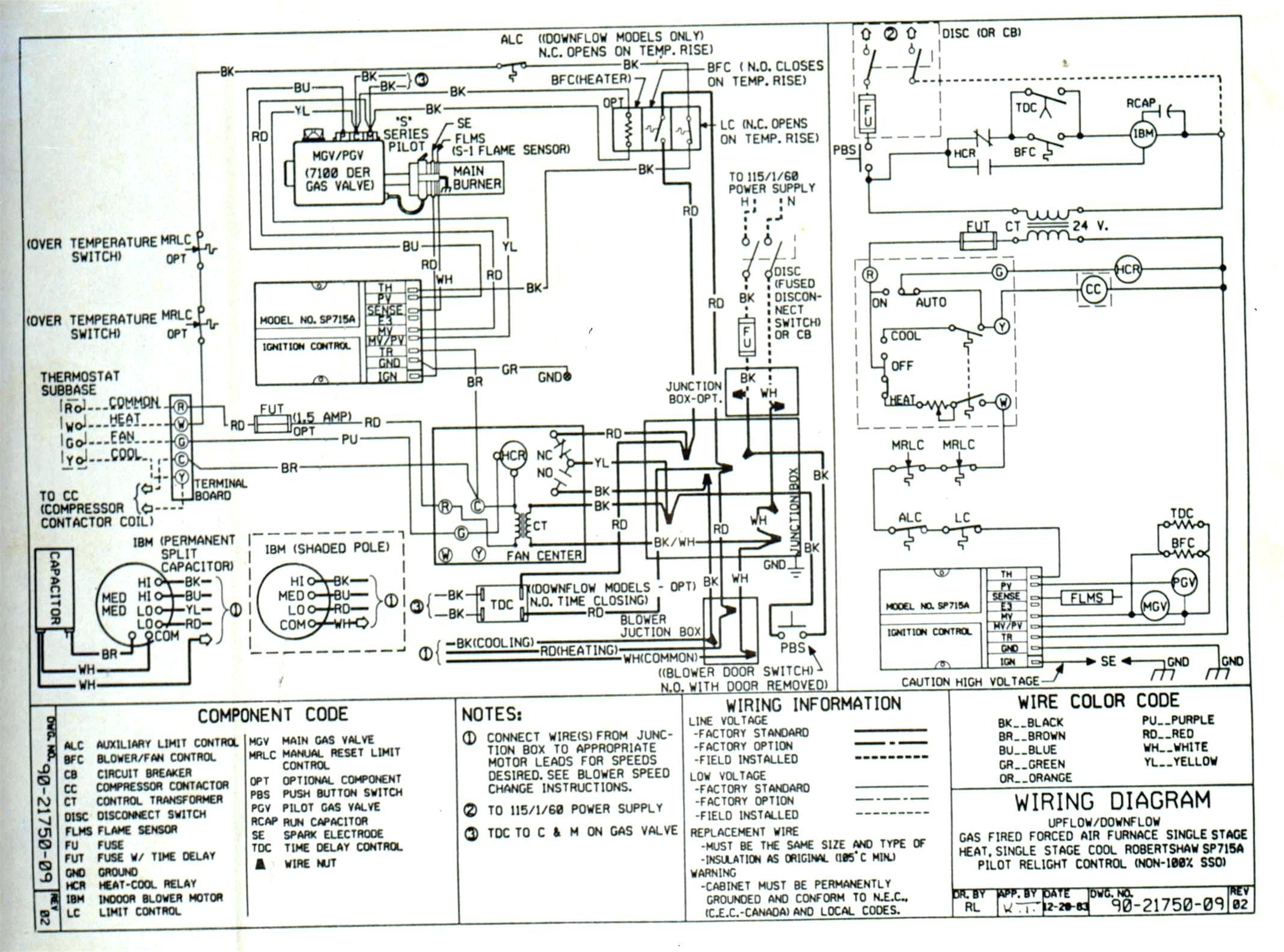 Totaline thermostat Wiring Diagram Gallery Heat Pump Air Conditioner nordyne Heat Pump thermostat Wiring