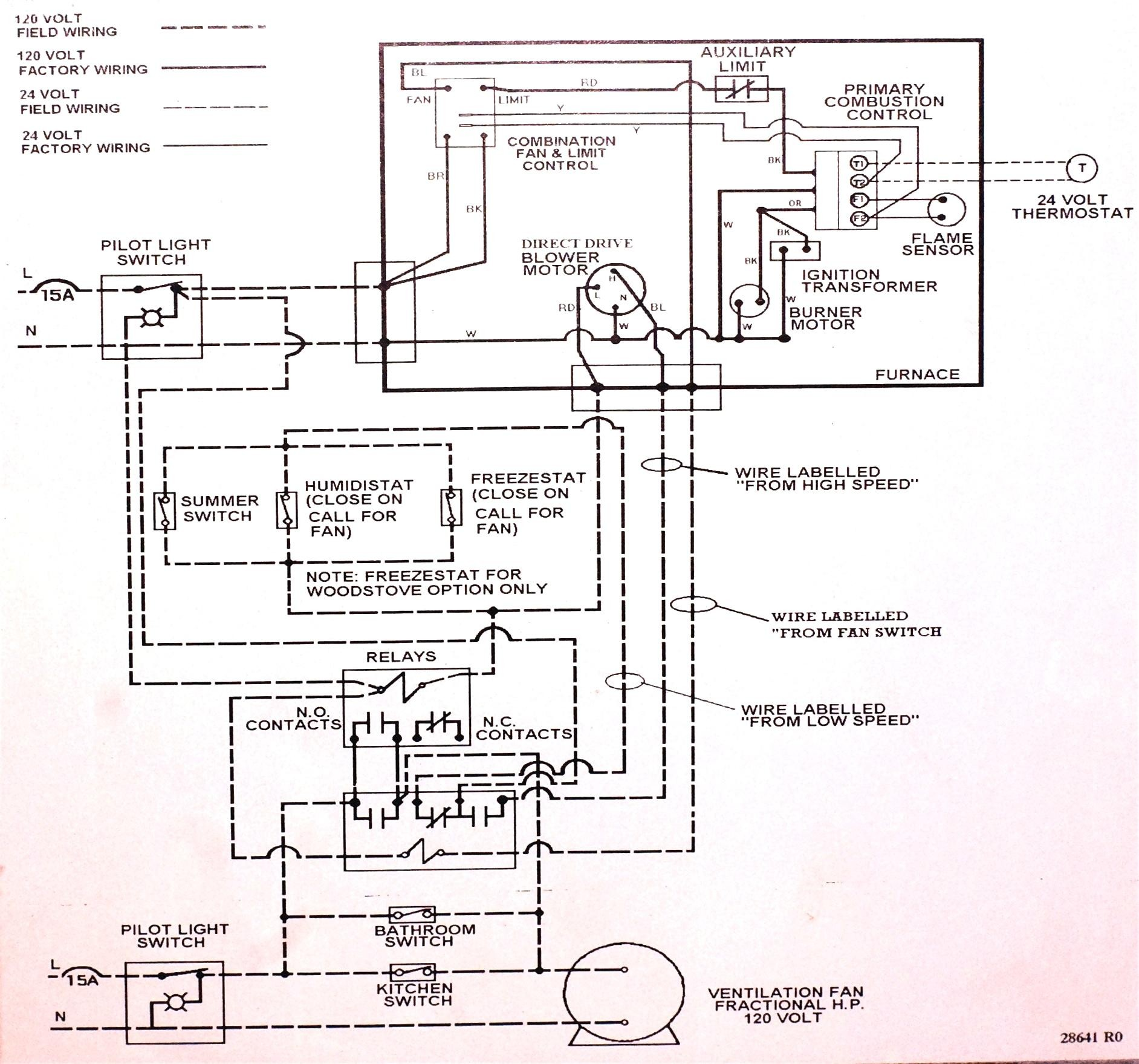 Thermostat Wire Diagram Wiring Carrier Trane In and Wiring Heat Pump Air Conditioner nordyne Heat