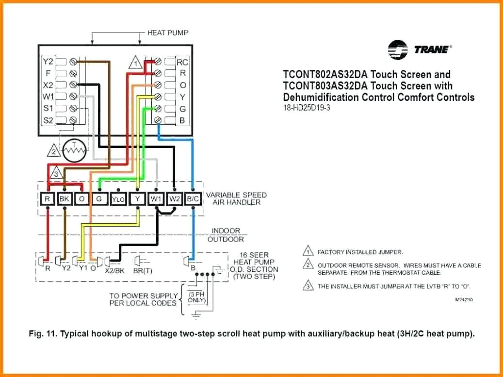 Heat Pump Air Conditioner Nordyne Heat Pump Thermostat Wiring