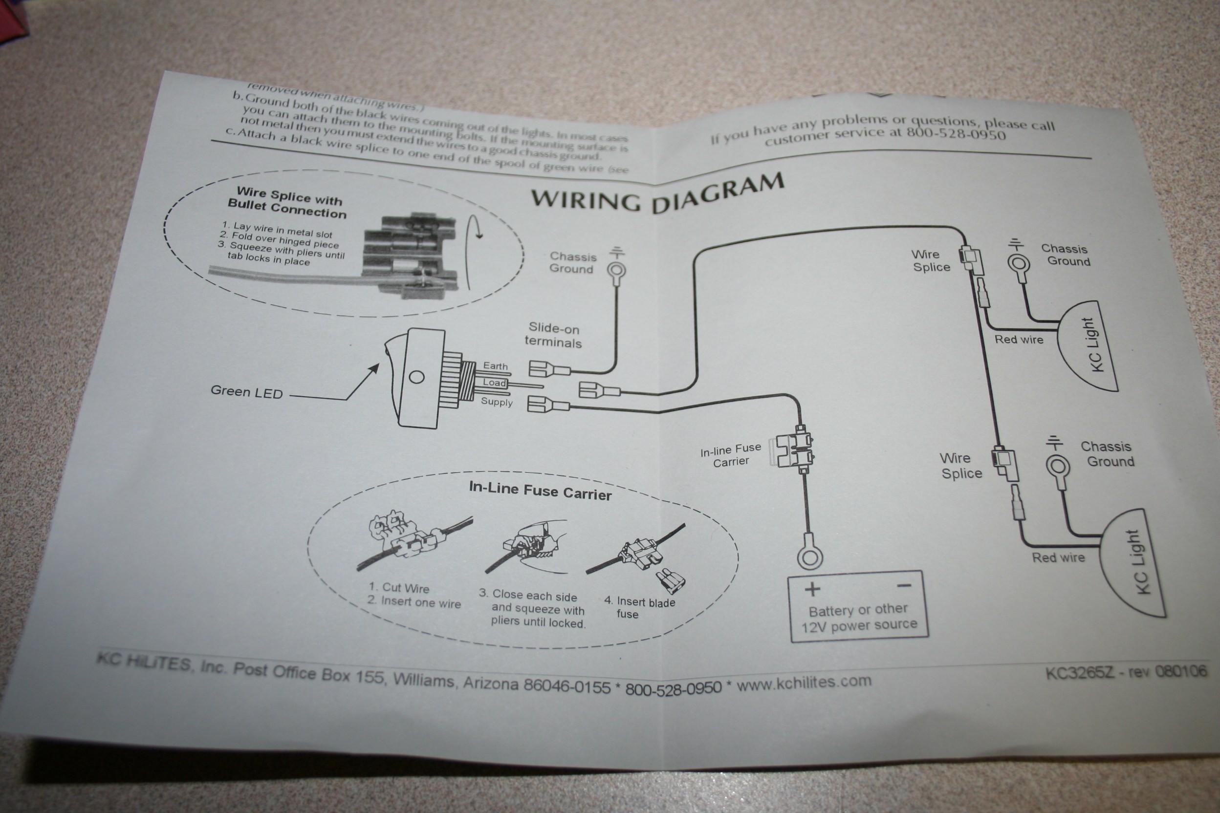 Kc Off Road Light Wiring Diagram | Wiring Liry Off Road Light Wiring Diagram on