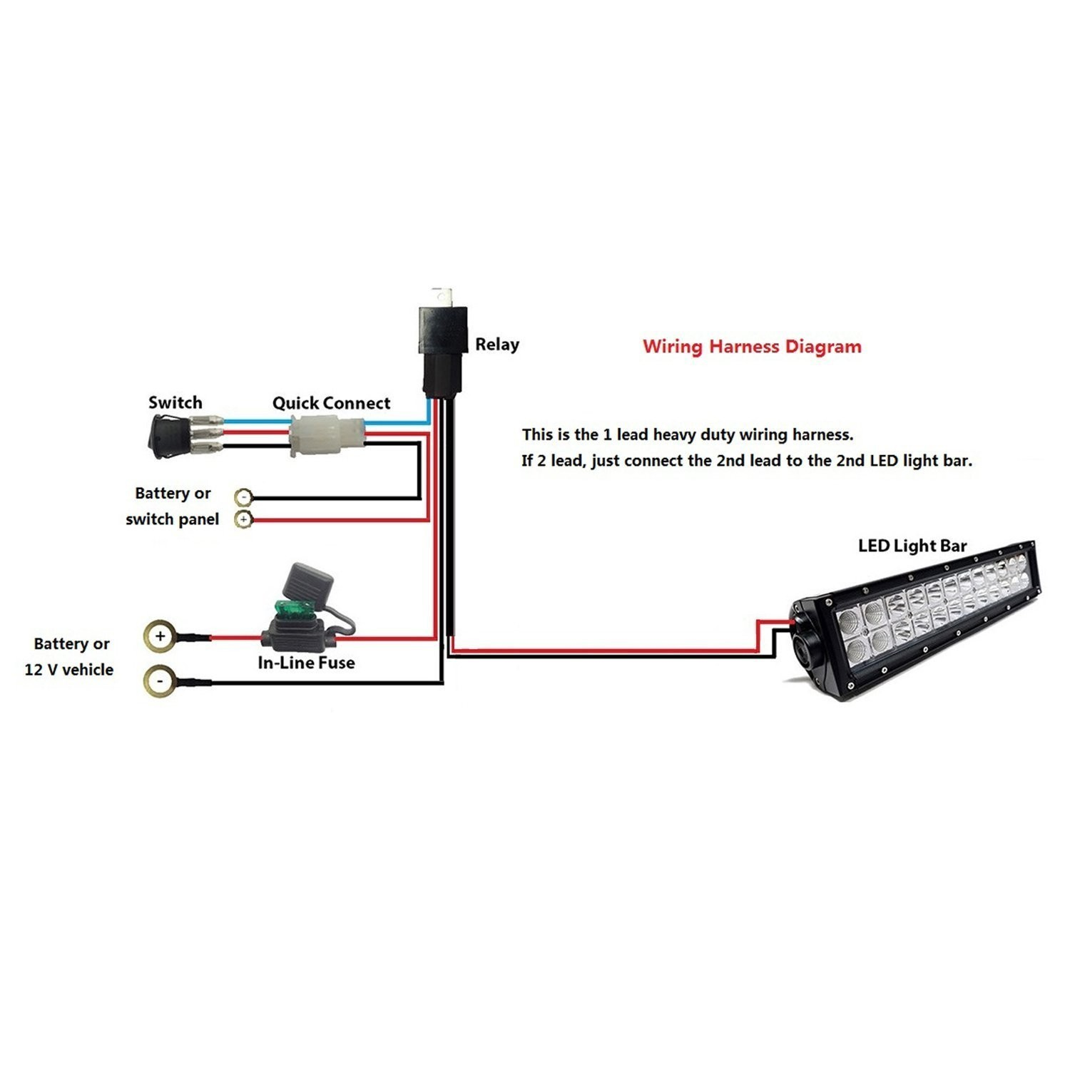 Off Road Light Bar Wiring Diagram Owner Manual And Wiring Diagram