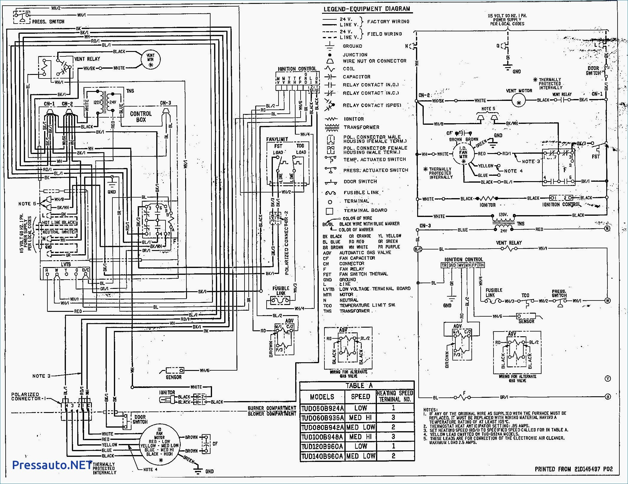 Coleman Furnace Wiring Diagram For Oil Schemes Mobile Home Thermostat Schematic Diagrams