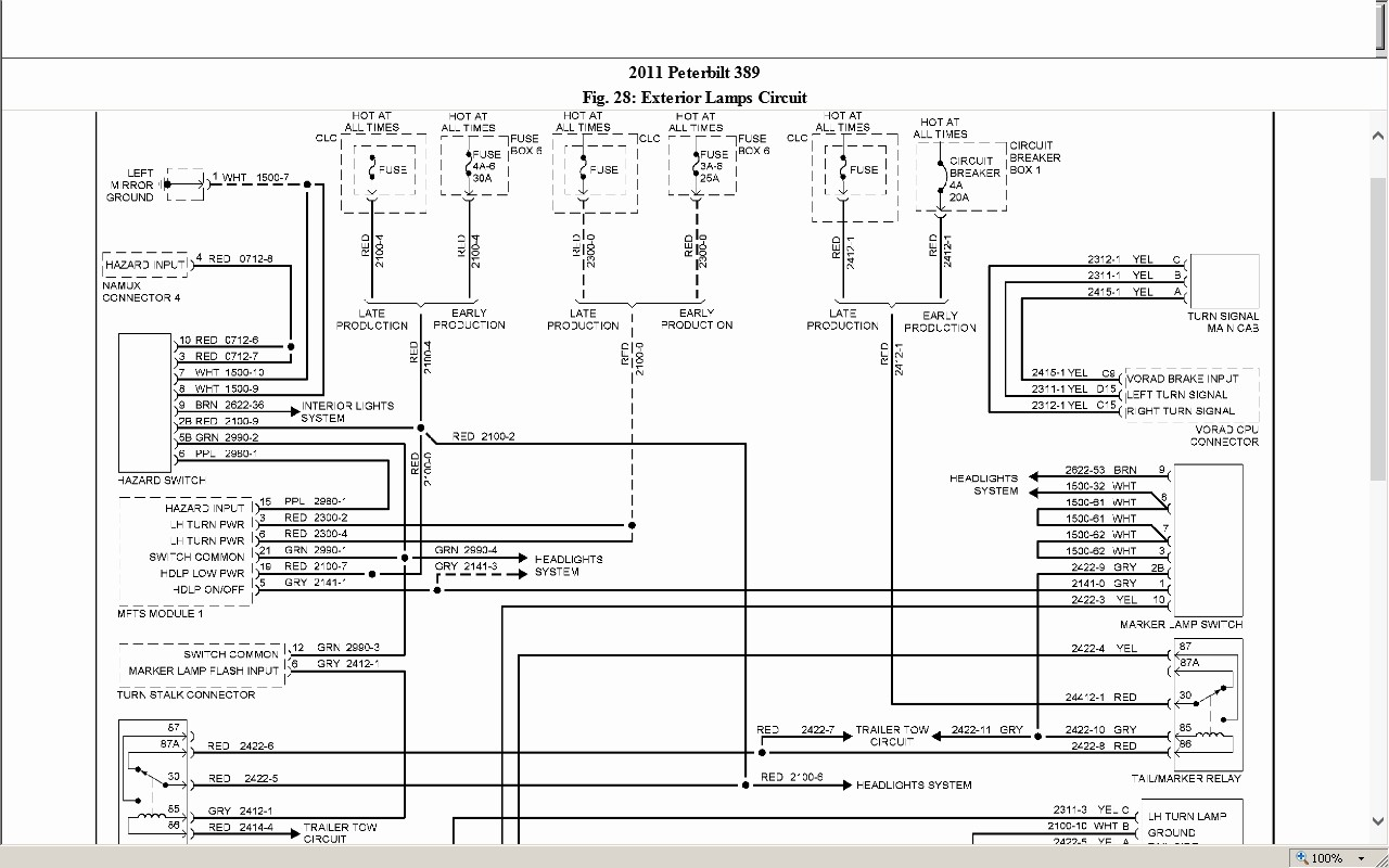 2011 peterbilt wiring diagram wiring diagram schematics rh ksefanzone com peterbilt 386 headlight wiring schematic peterbilt starter wiring diagram wiring library peterbilt headlight diagram 2011 peterbilt wiring diagram