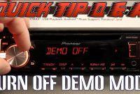 Pioneer Deh X3600ui Wiring Diagram Elegant How to Turn Off Demo Mode On Your Pioneer Deh Radio