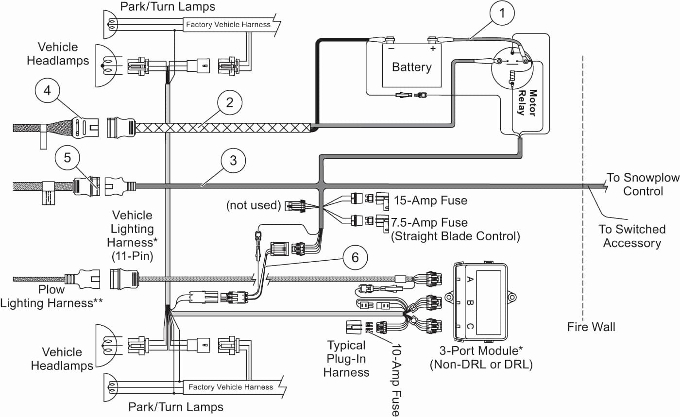 Dodge Plow Wiring Schematic Wiring Diagram • Car Snow Plow Headlight Wiring Harness Snow Plow
