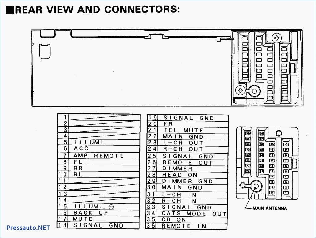 Wiring Diagram For Amplifier Car Stereo Best Amplifier Wiring
