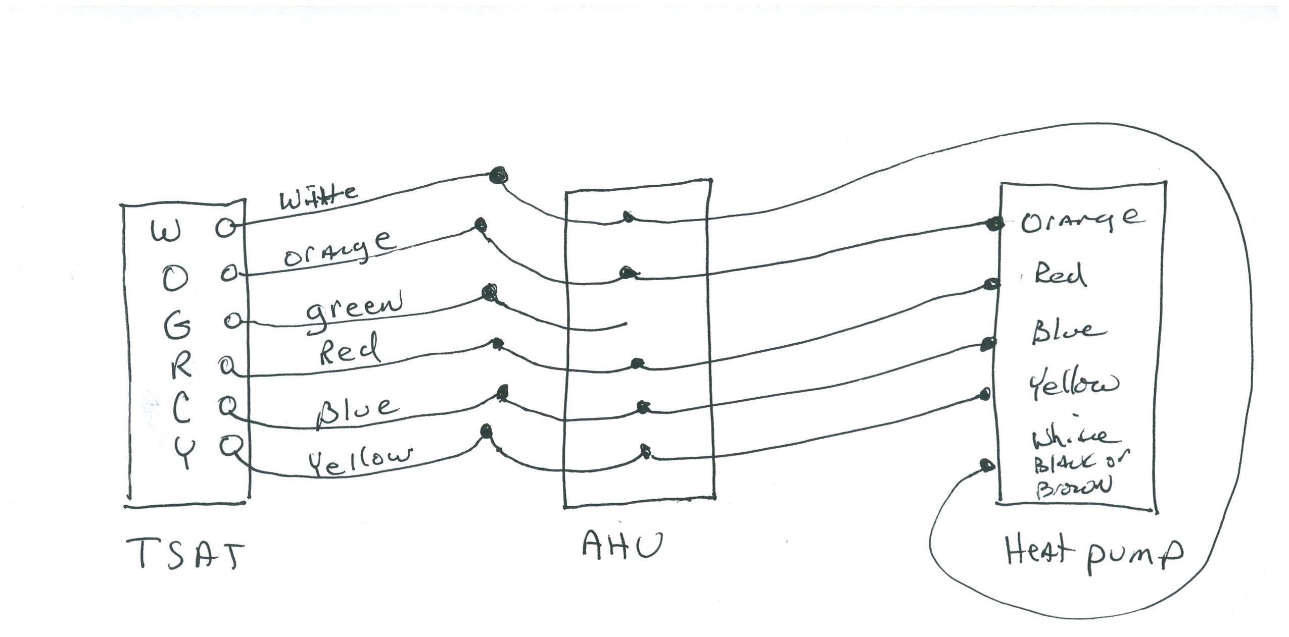 Rheem Heat Pump Thermostat Wiring Diagram Fitfathers Me Entrancing Striking