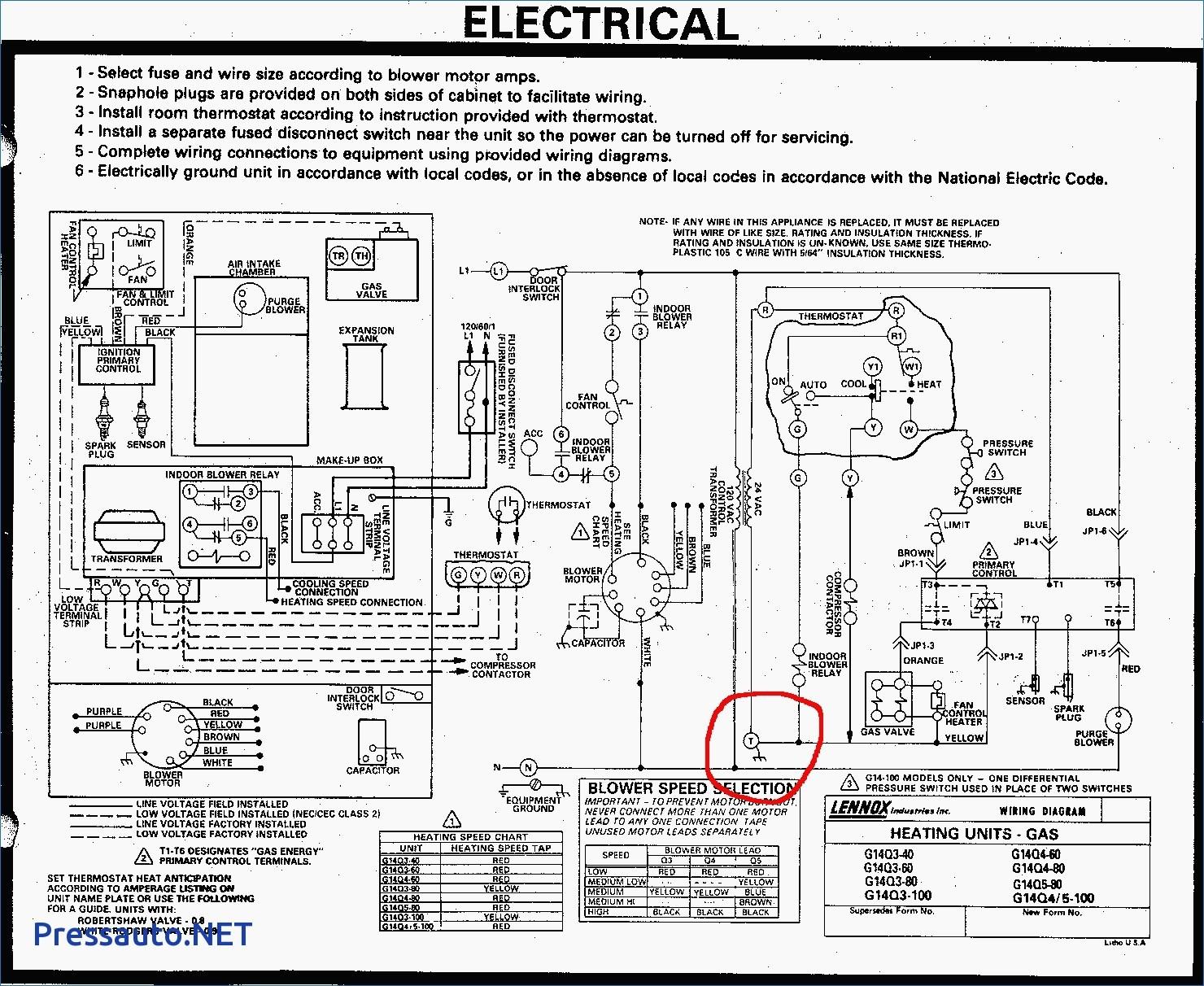 Rheem Gas Furnace Wiring Circuit Diagram Schema Hvac Diagrams Heat Pump Thermostat Image