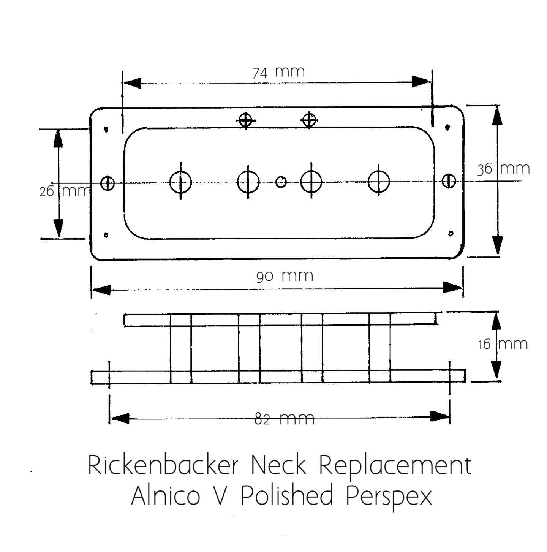 Rickenbacker Guitar Wiring Diagram Inspirationa Rickenbacker 4003 Wiring Diagram Copy 200tcring Diagram Symbols