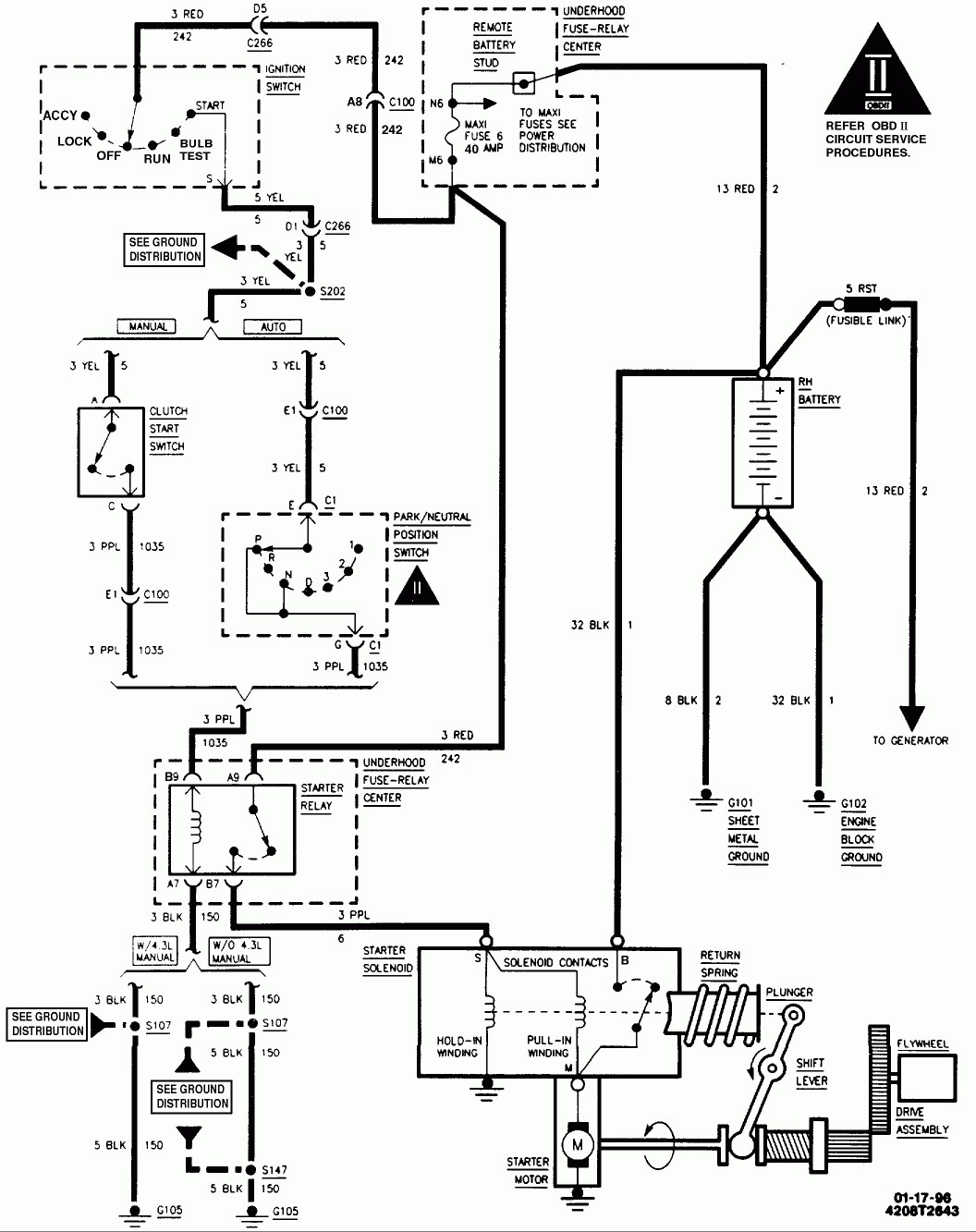 ford f steering column wiring diagram block and schematic