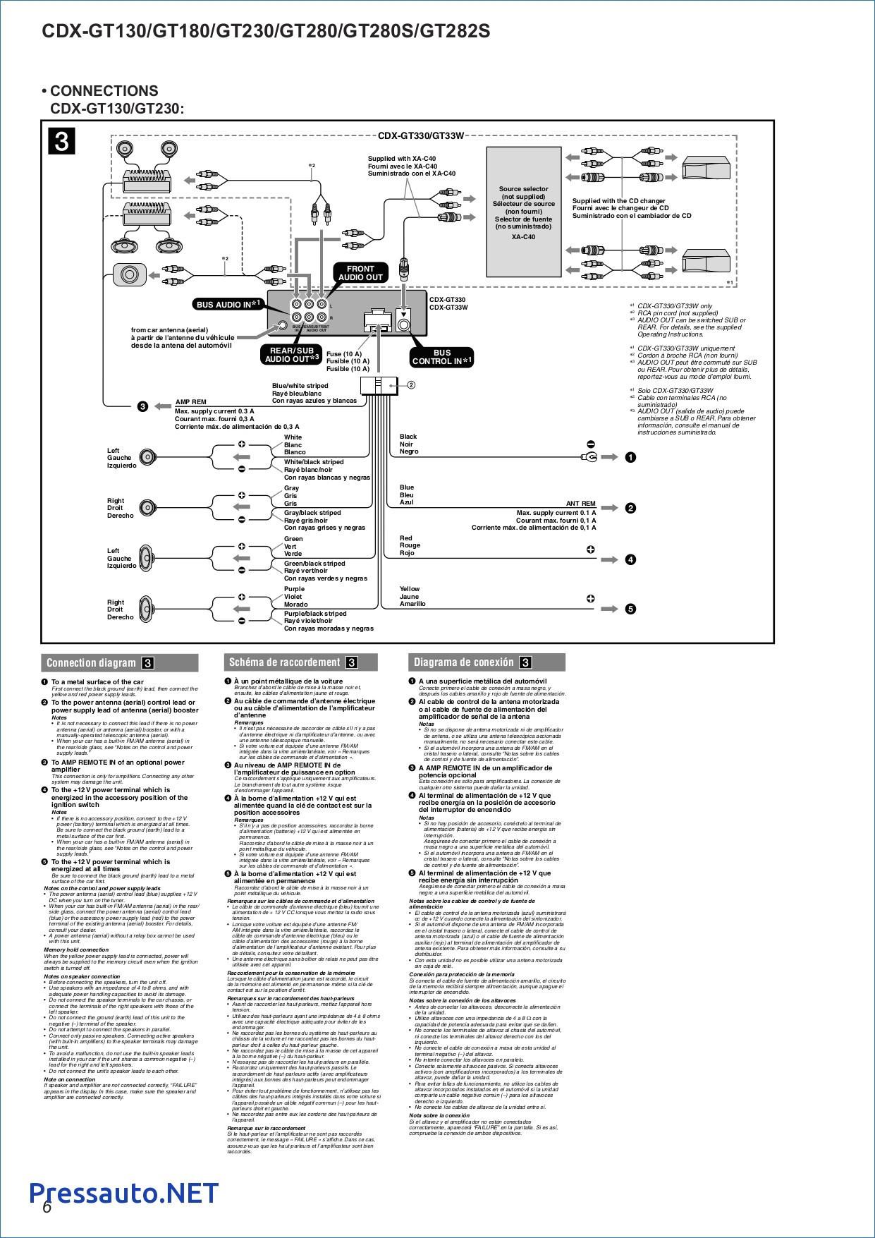 sony cdx gt260mp wiring diagram radio wire data inspirational sony cdx  gt260mp wiring diagram wiring diagram