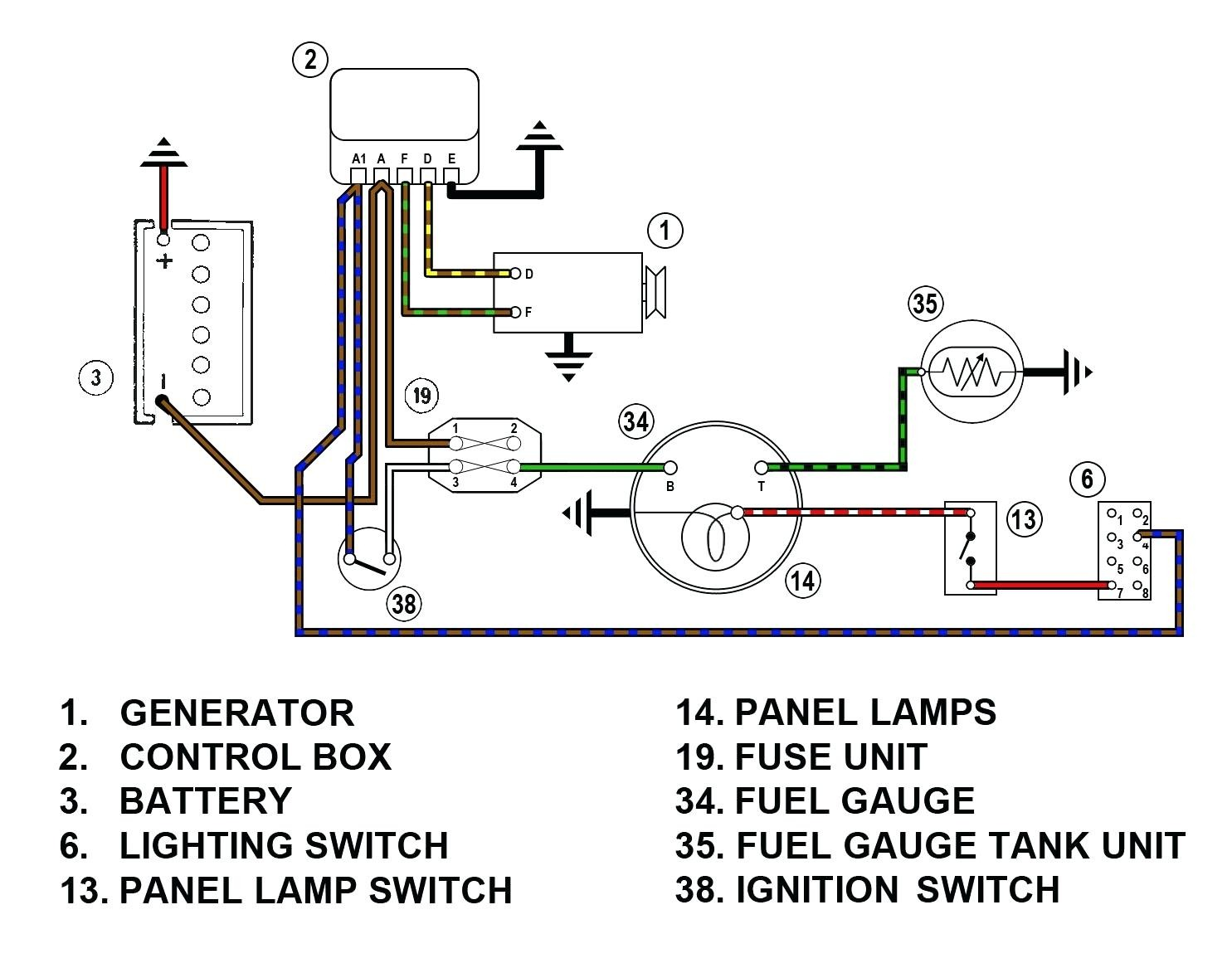 Sun Pro Tach Wiring Download