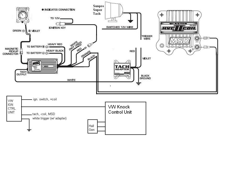 Sun Pro Tach Wiring Diagram from mainetreasurechest.com