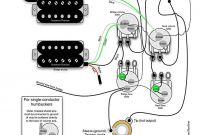 Telecaster Wiring Diagram Humbucker Single Coil Best Of Wiring Diagram for 2 Humbuckers 2 tone 2 Volume 3 Way Switch I E