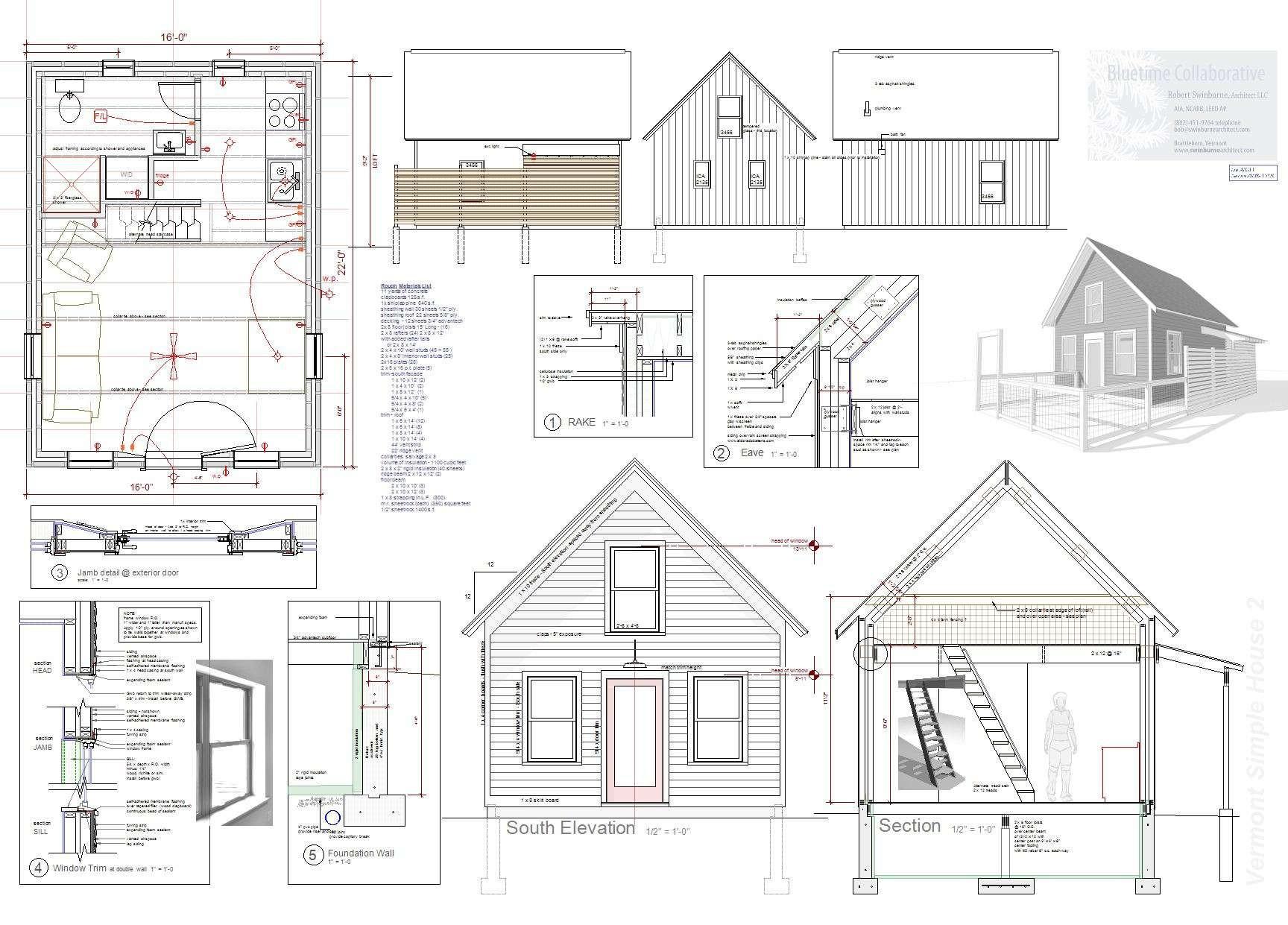 Tiny House Wiring Diagram