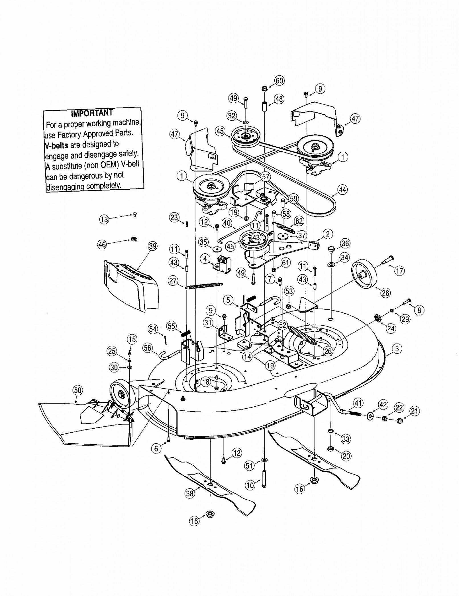 Troy Bilt Horse Tiller Parts Diagram – Troy Bilt Bronco 42 Deck Belt Diagram  New Old
