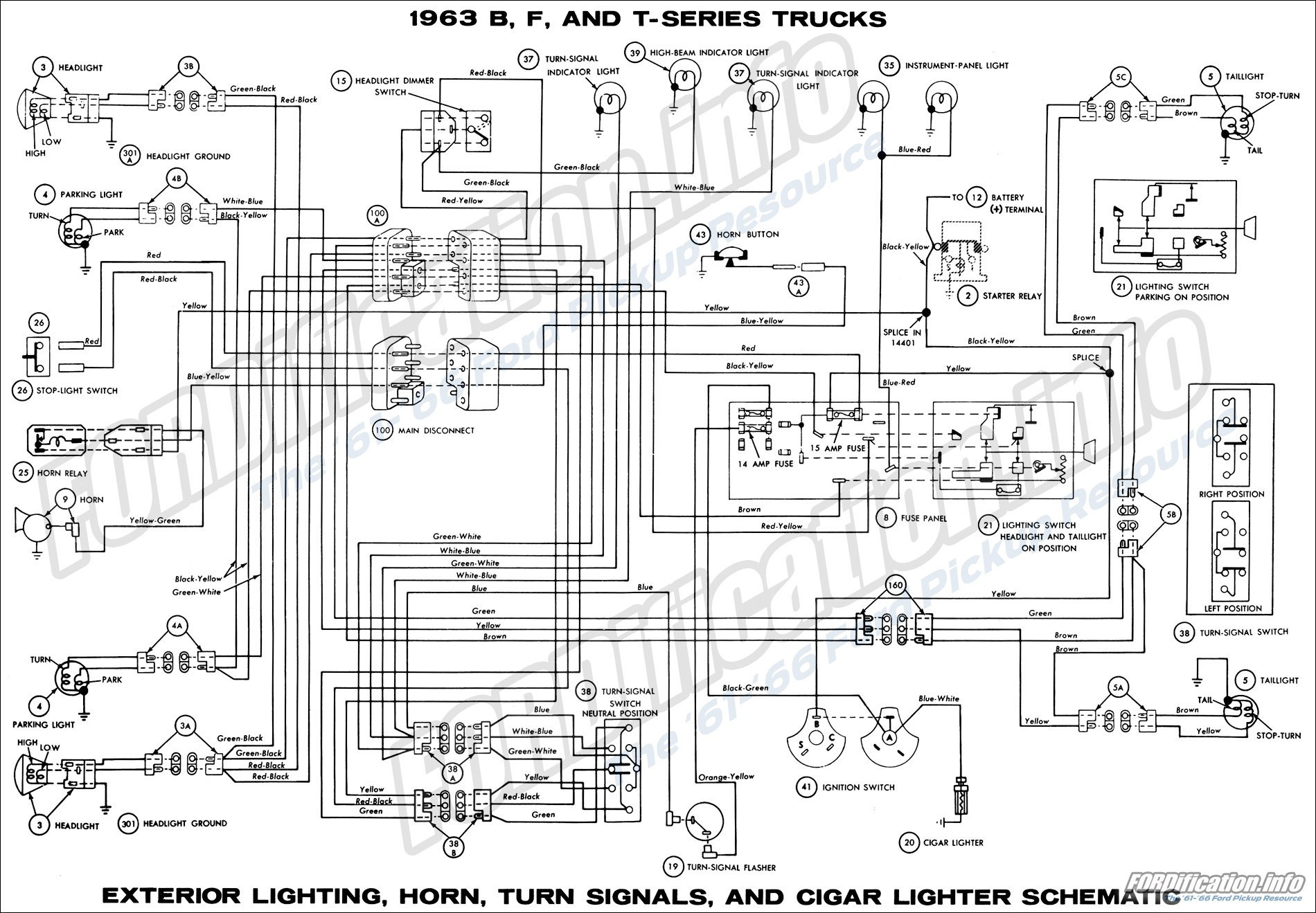 turn signal wiring diagram unique