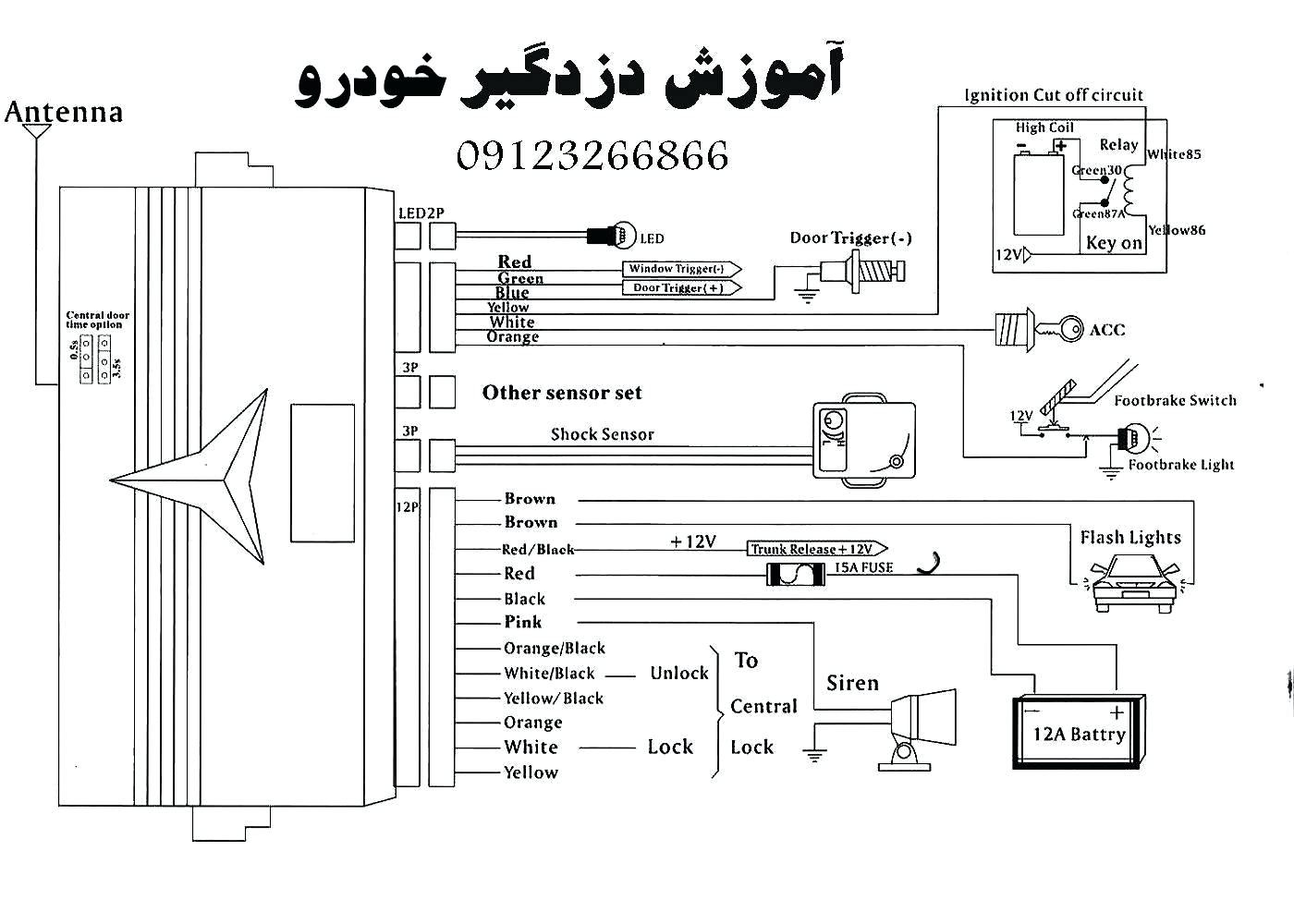 Viper Alarm 5706v Wiring Diagram