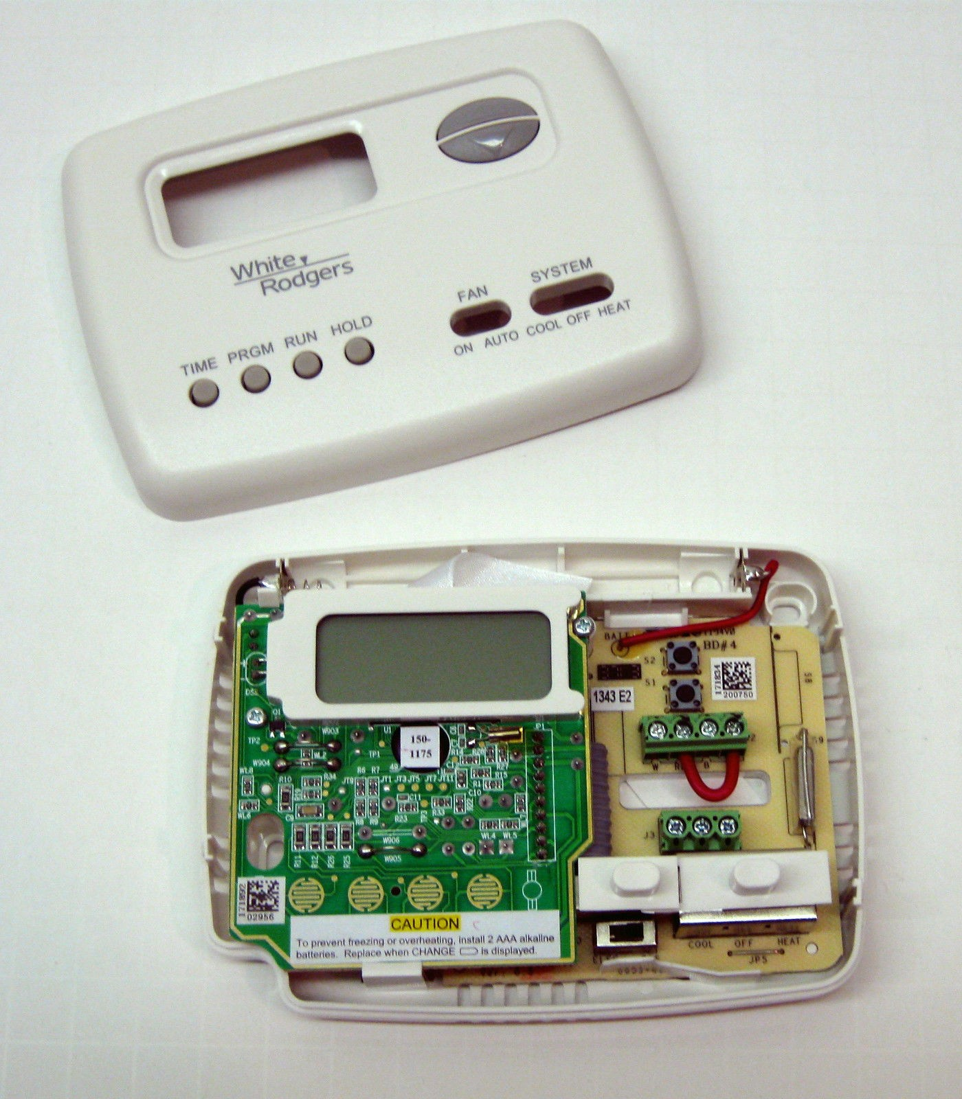 white rodgers thermostat manuals 1f78 144 free owners manual u2022 rh infomanualguide today White Rodgers Programmable Thermostat Manual White Rodgers Thermostat 1F78