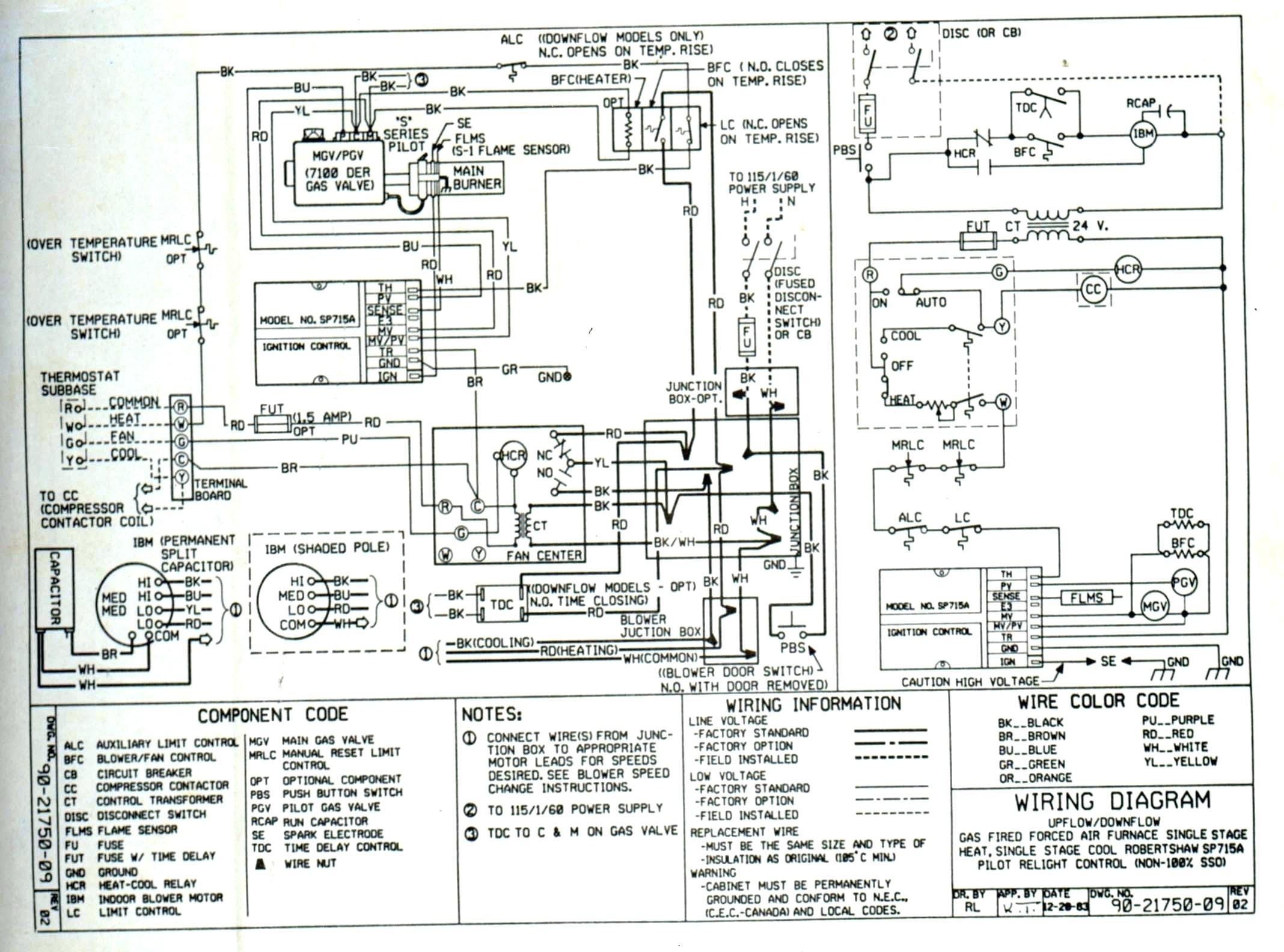 goodman heat pump package unit wiring diagram Download Electric Heat Strip Wiring Diagram Beautiful Goodman DOWNLOAD Wiring Diagram