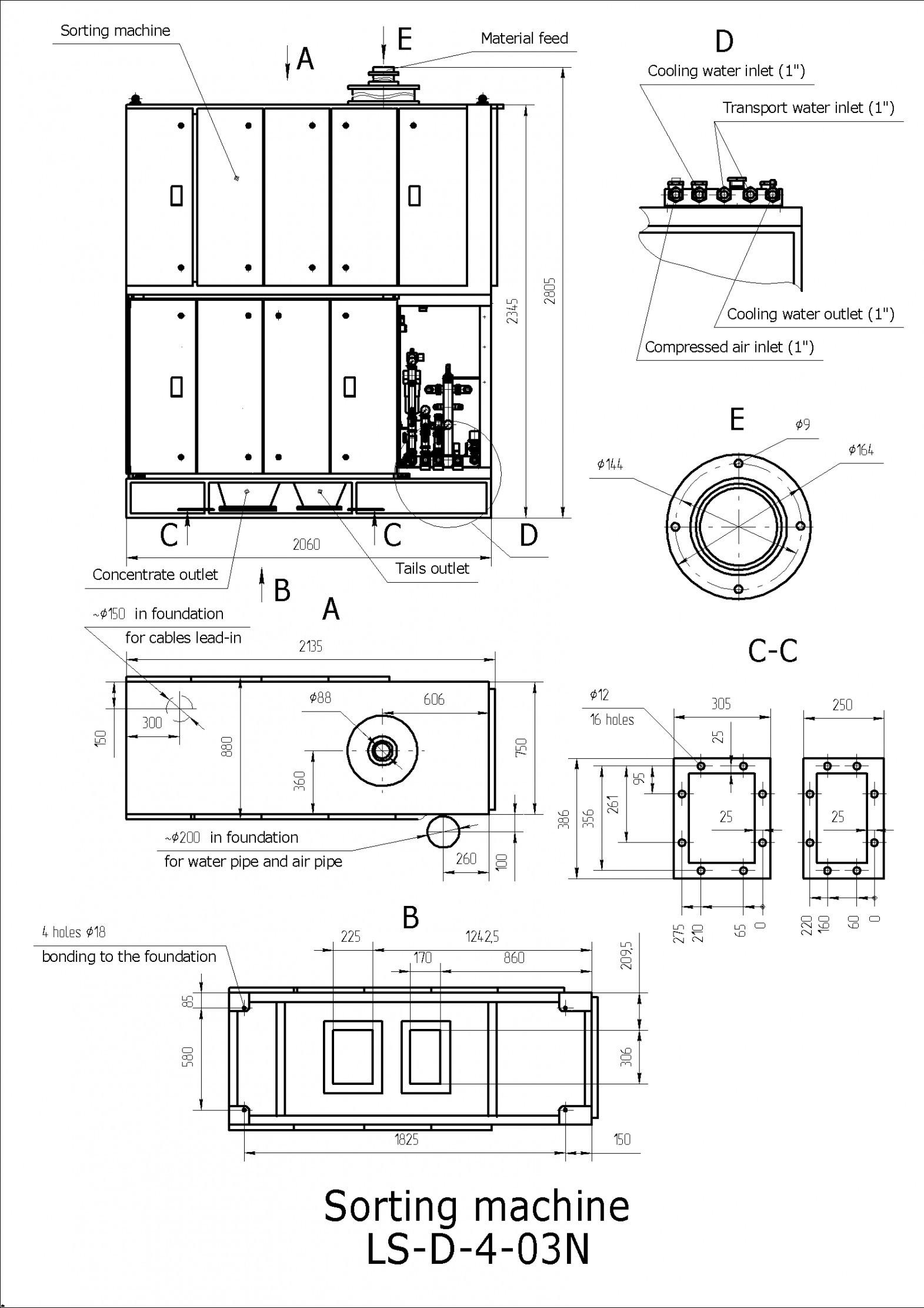 X Ray Tube Diagram – Sortech Ls D4 03n X Ray Sorter