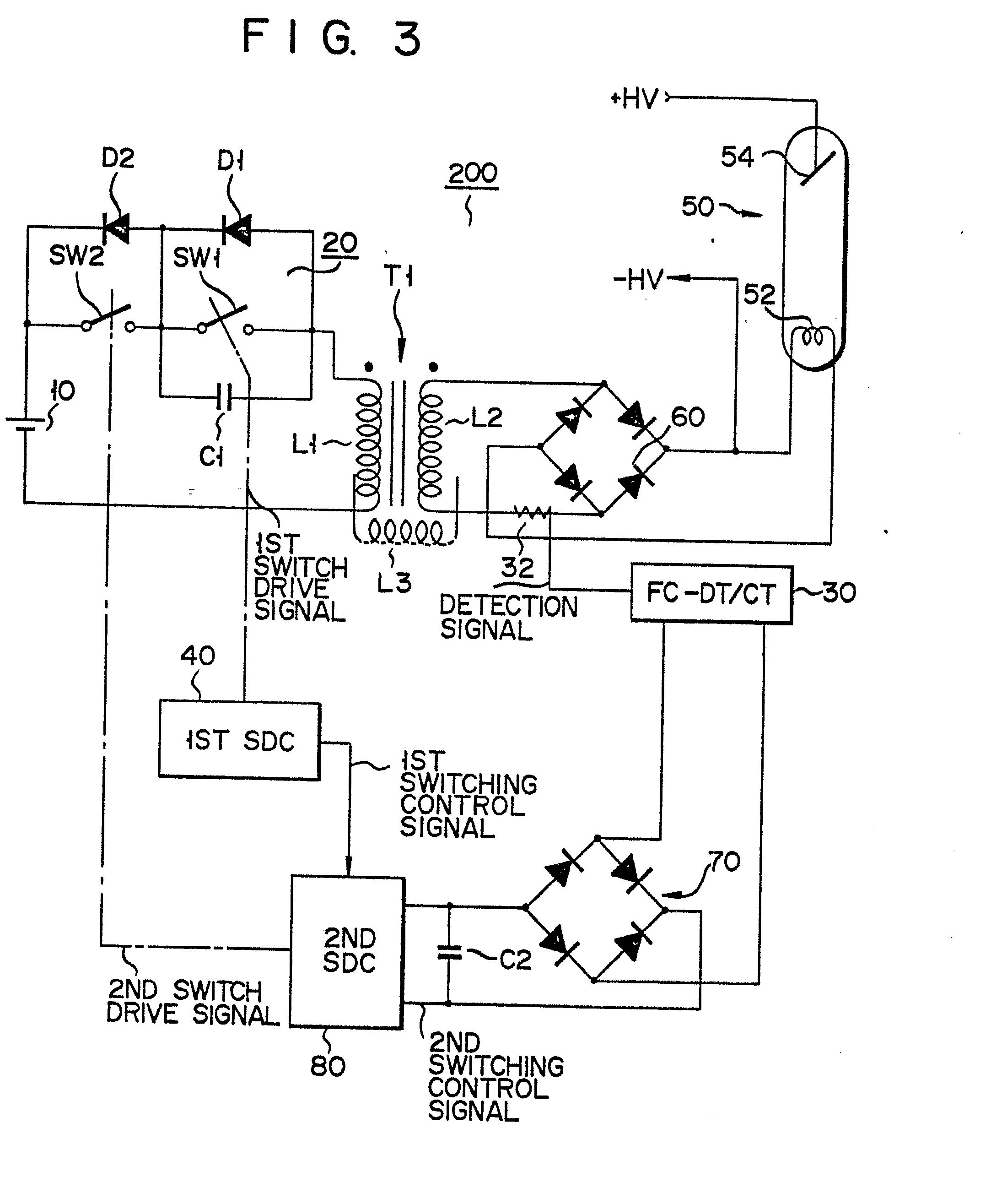 X Ray Circuit Diagram Labeled Unique Patent Ep A2 Heating Circuit for A Filament An X