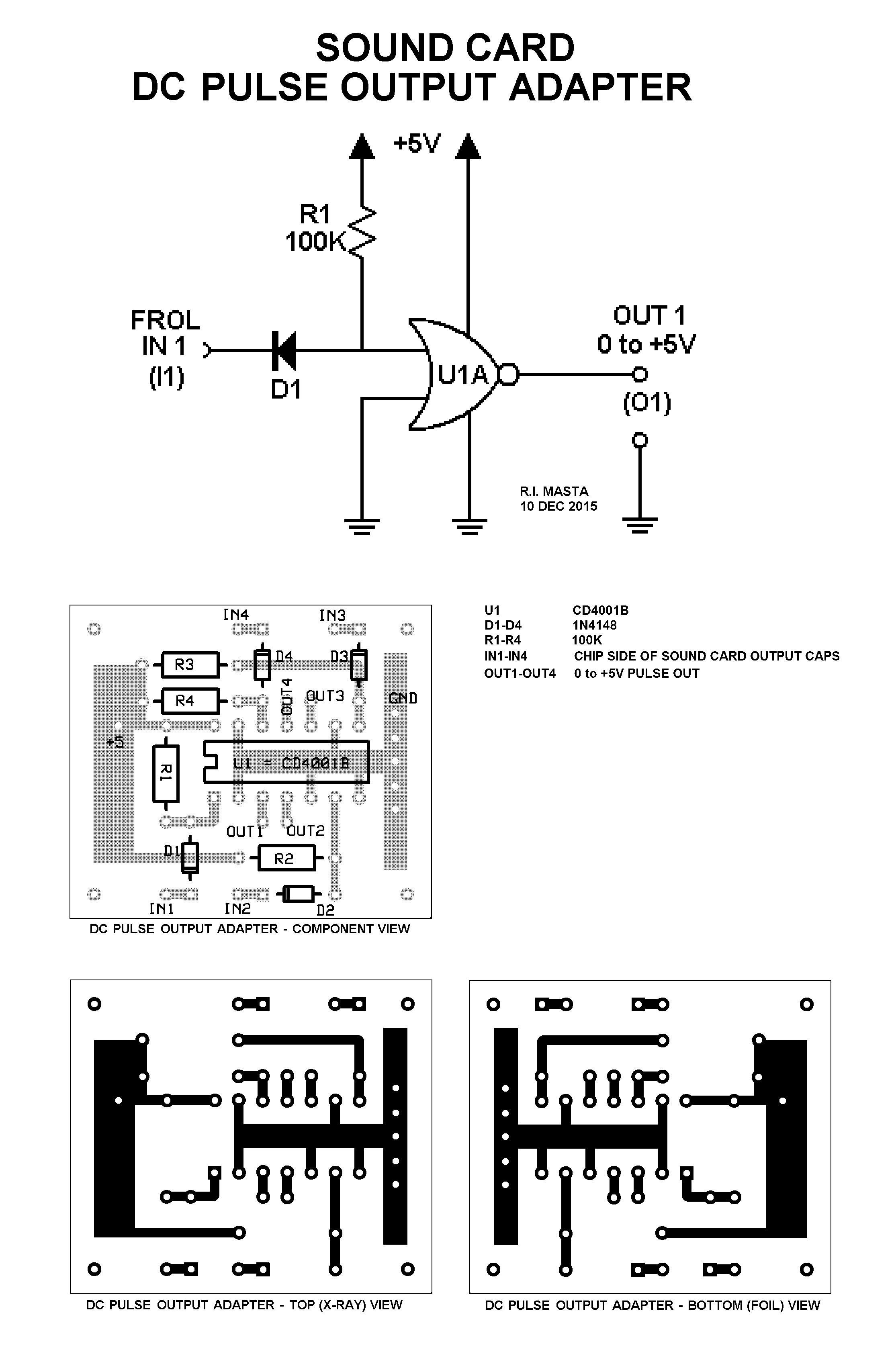 Daqarta Sound Card DC Pulse Output Circuits crystals free full text sortech ls od 6 x ray