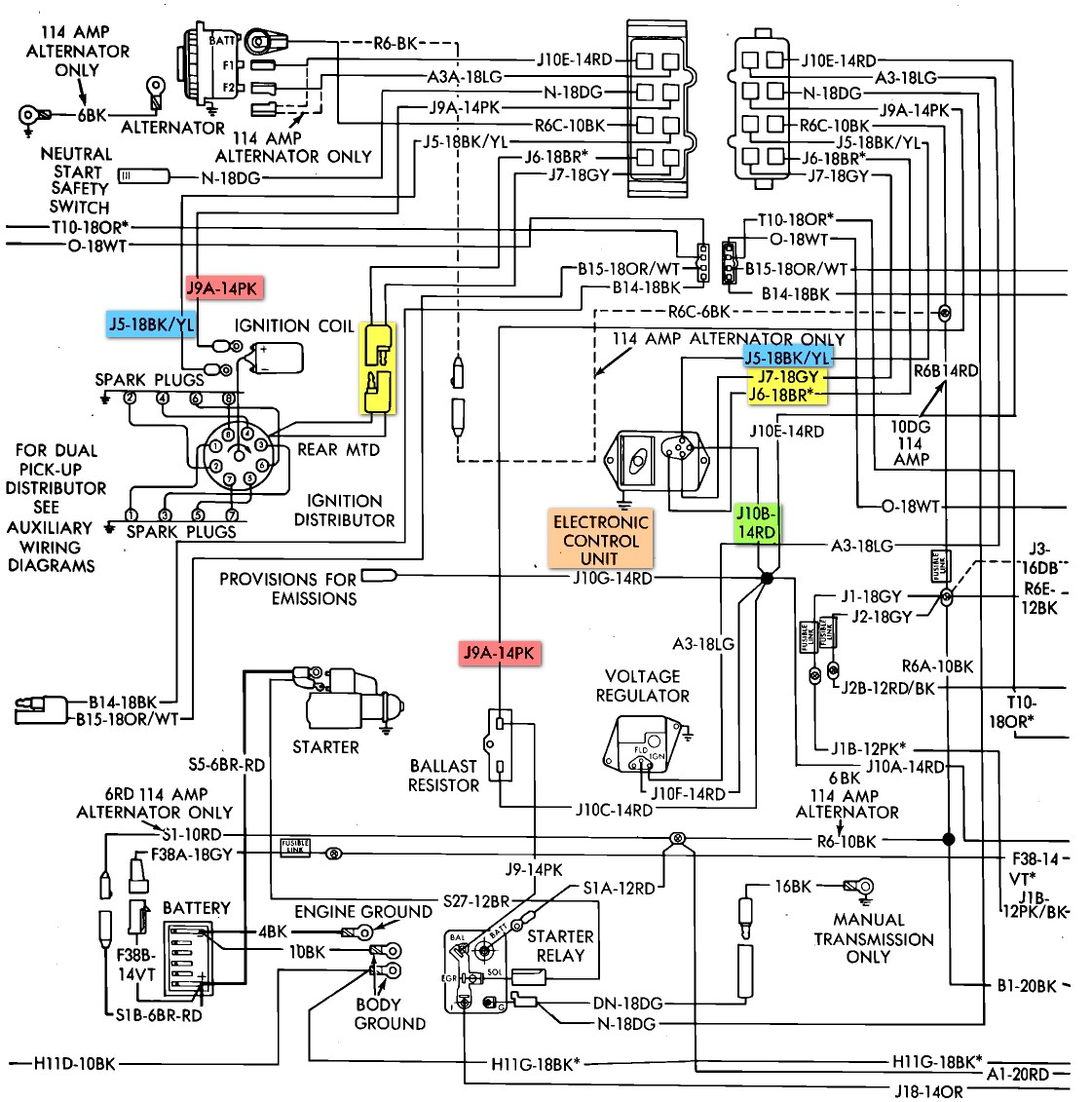 78 Dodge Van Wiring Diagram | Wiring Diagram on