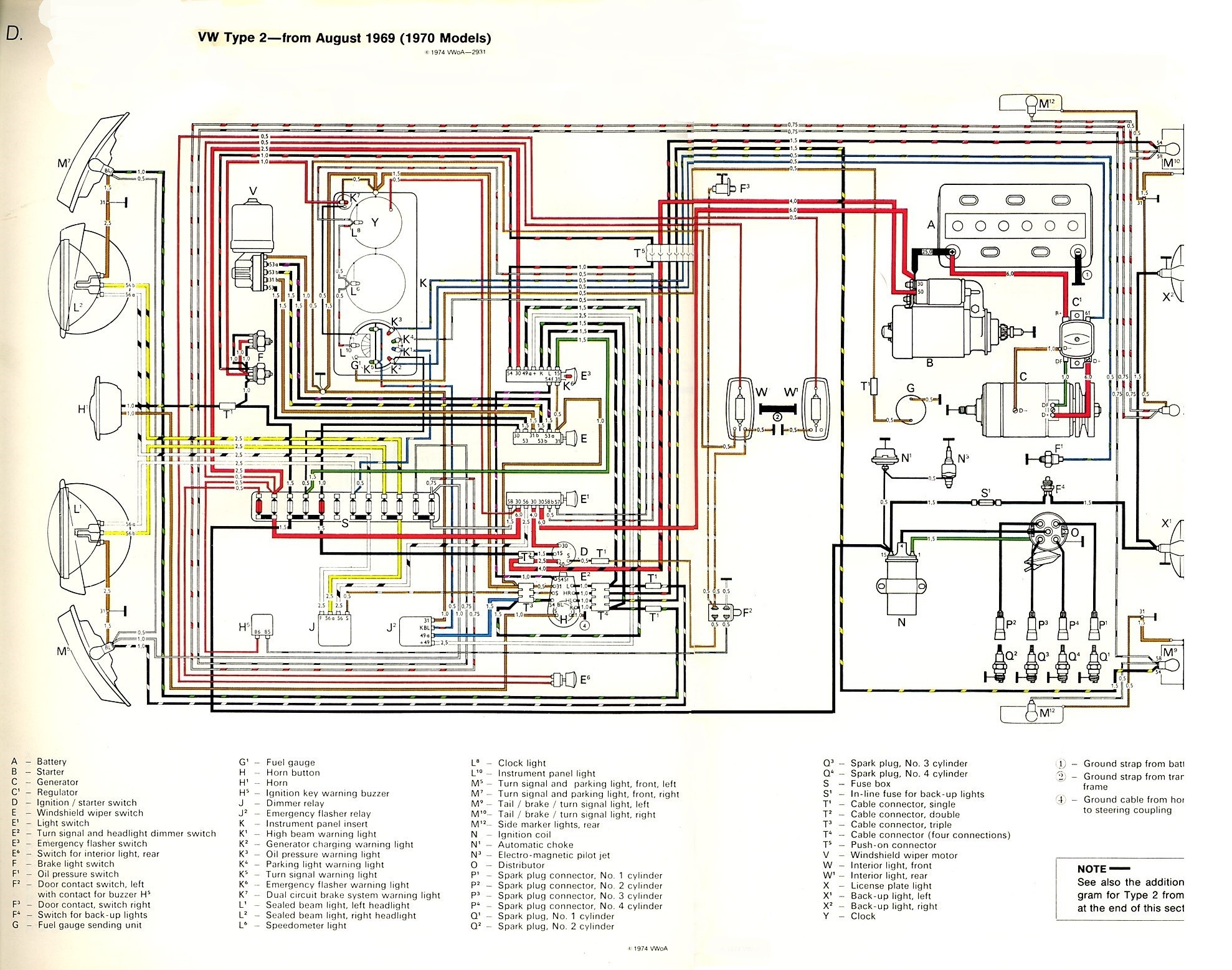 Best Of 1979 Vw Beetle Fuel Injection Wiring Diagram