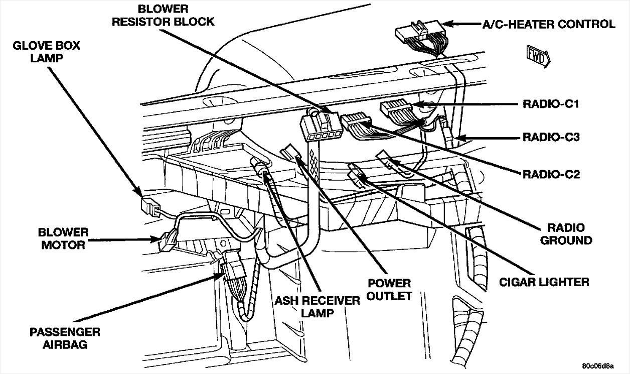 1999 dodge durango wiring diagram new