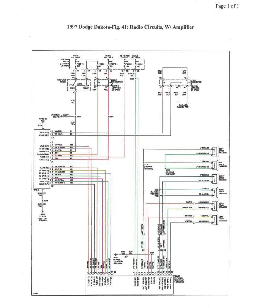 1999 dodge durango wiring diagram new