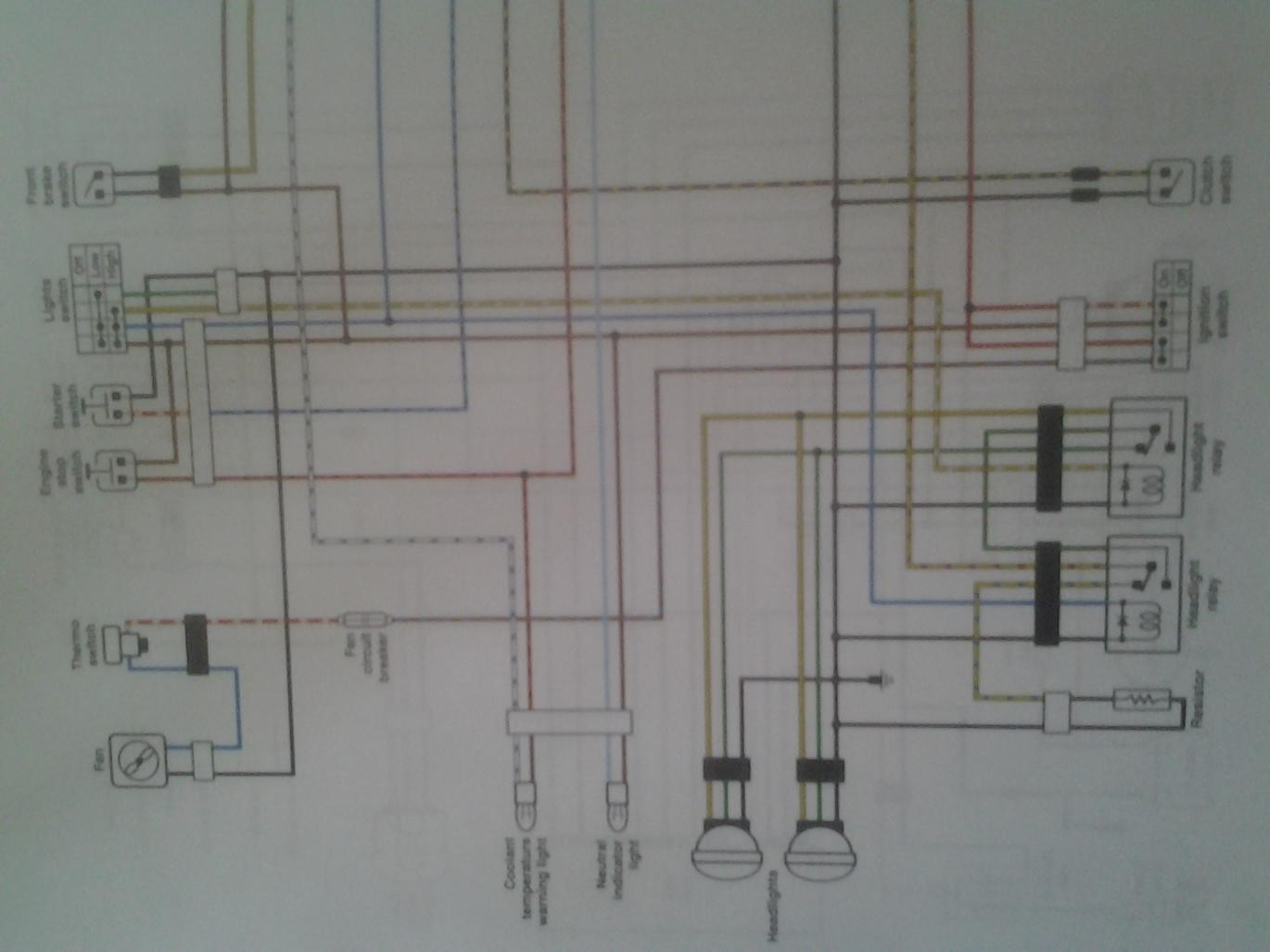 04 Yfz 450 Wiring Schematic Diagram 07 Ltr Solenoid 450r Harness Rh Wiringharness Today Yamaha Key
