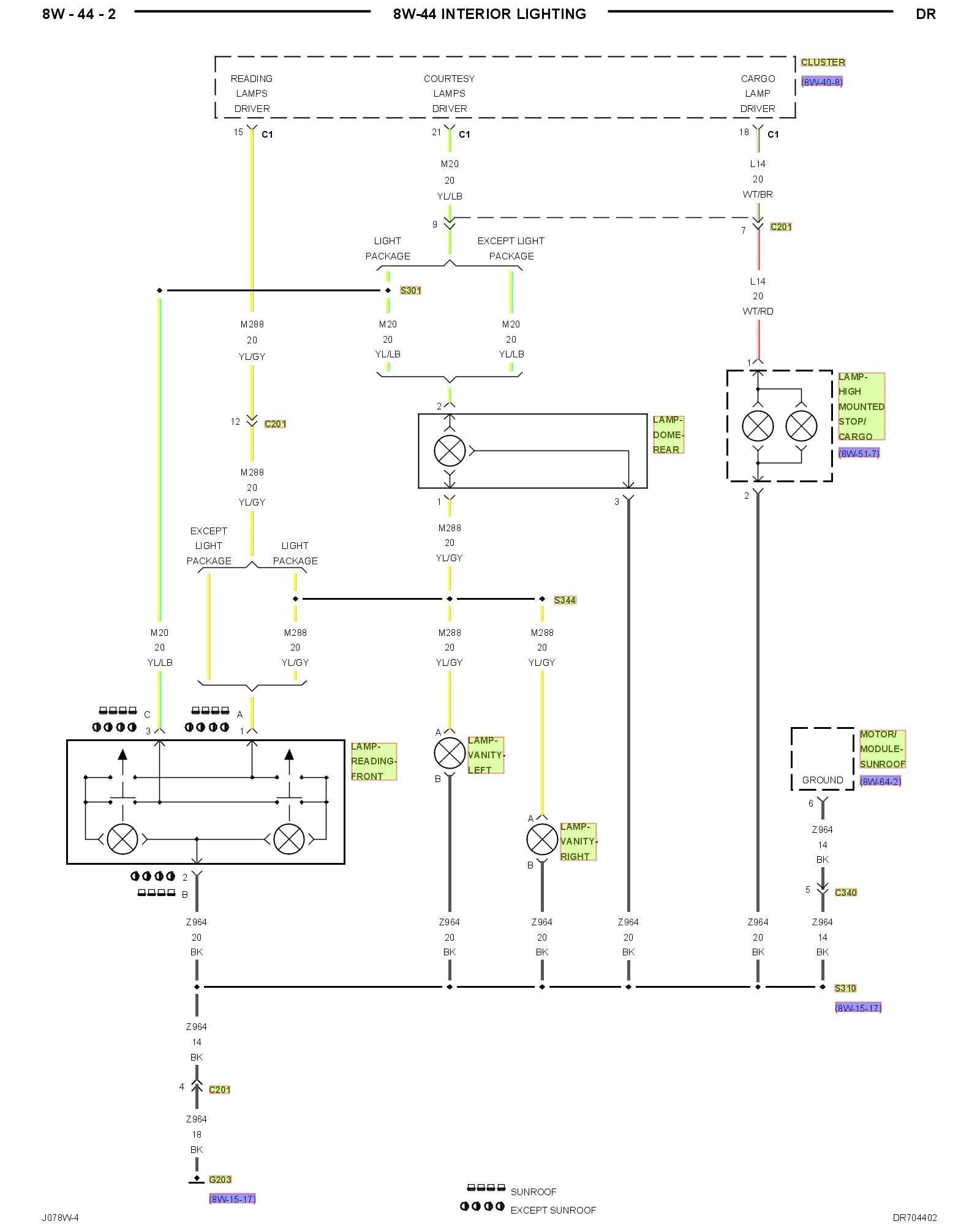 2007 Dodge Ram 1500 Tail Light Wiring Diagram Valid Ram Circuit Diagram Unique where S the