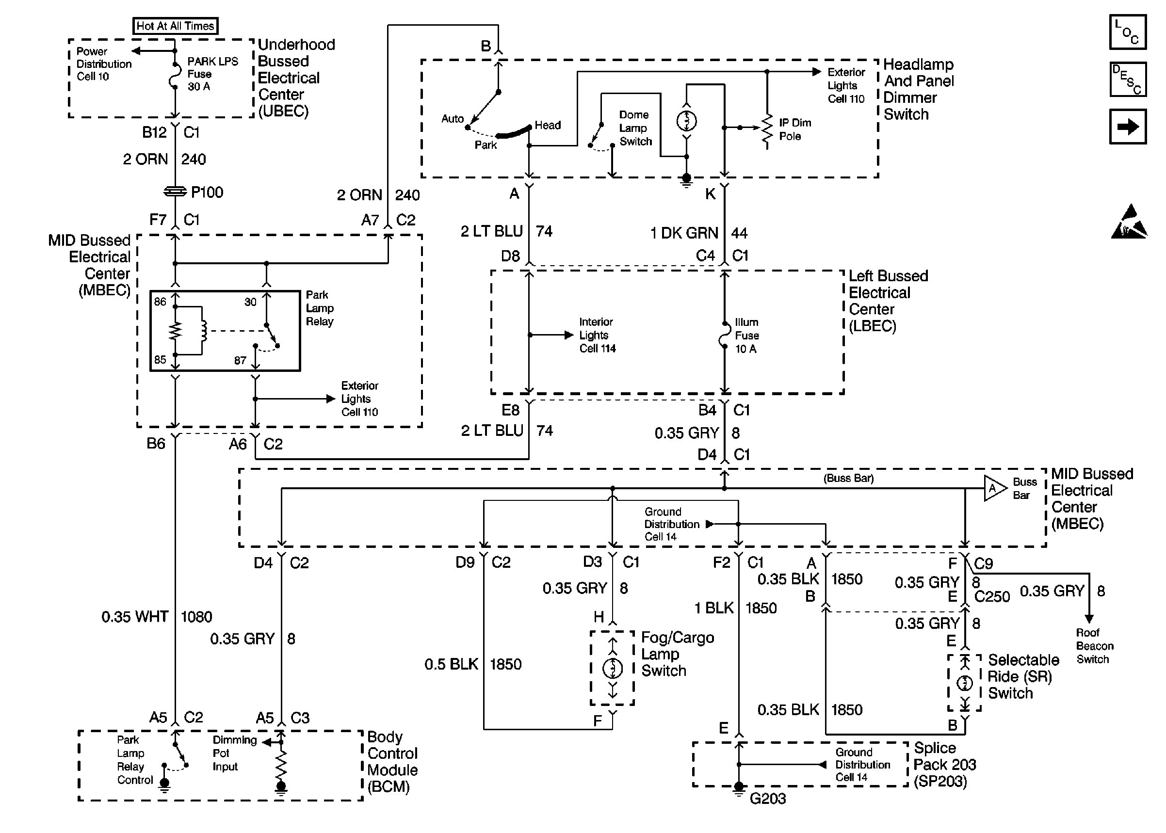 2004 Chevrolet Tahoe Wiring Diagram - Wiring Diagram Article on