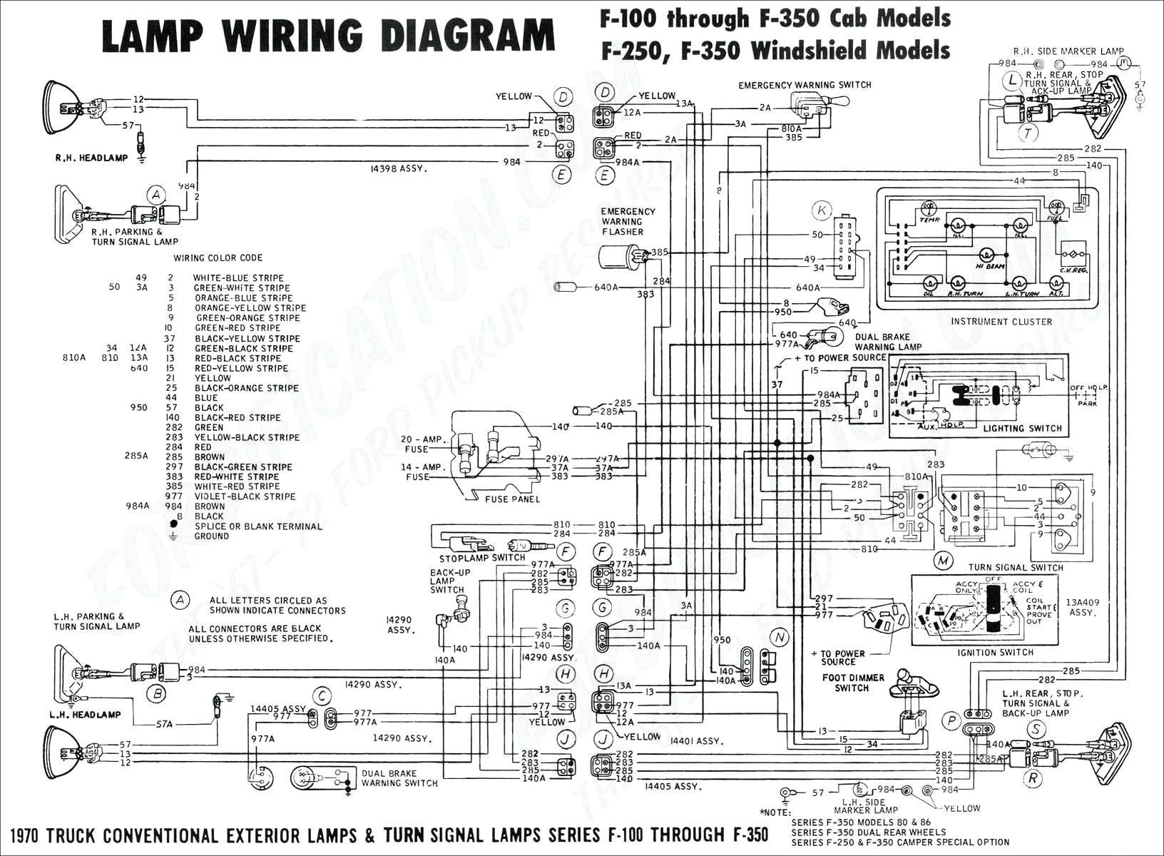 international 4300 wiring diagram turn signal