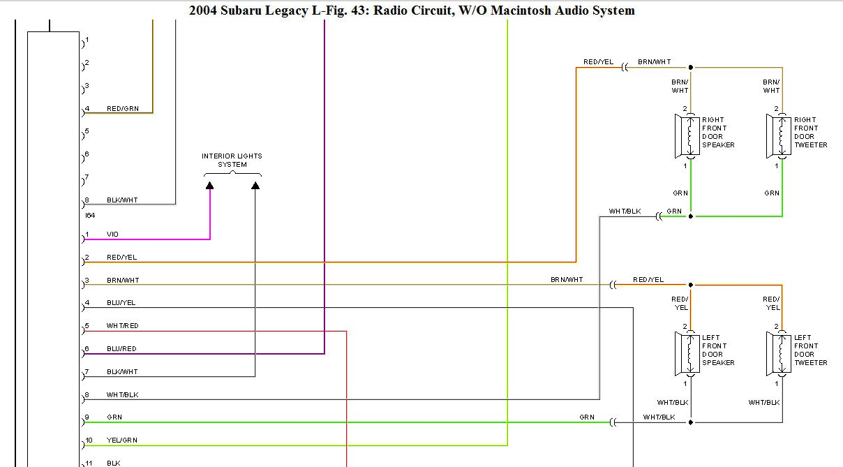 WRG-7511] Peterbilt Factory Radio Wiring Diagram on