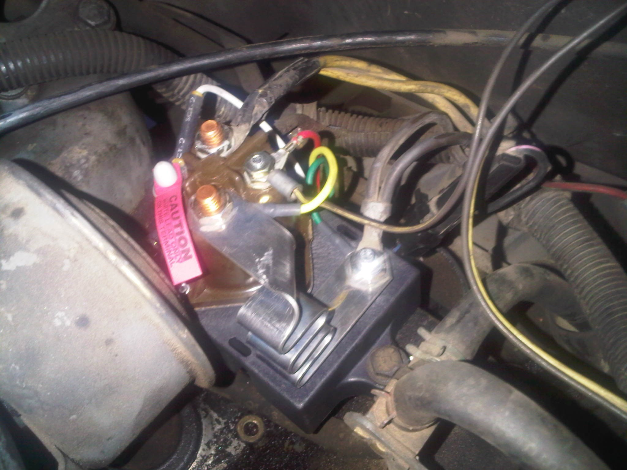 Glow Plug Relay Wiring on