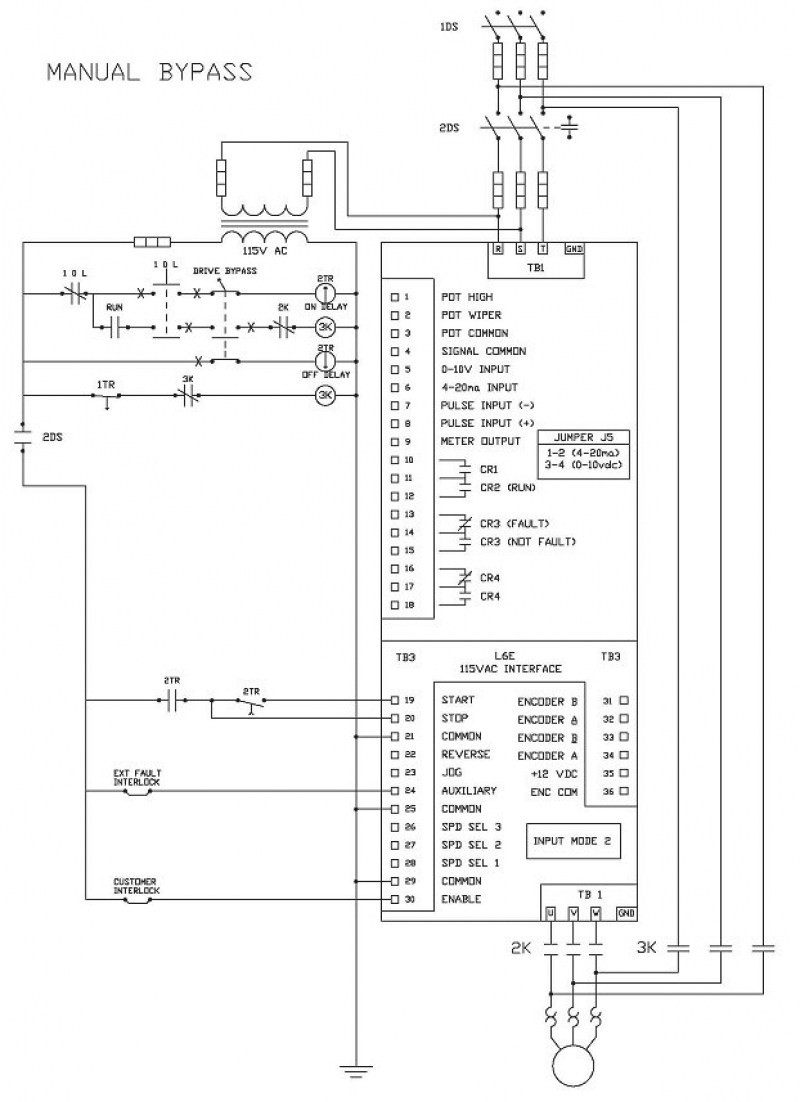 Abb Vfd Acs550 Wiring Diagram