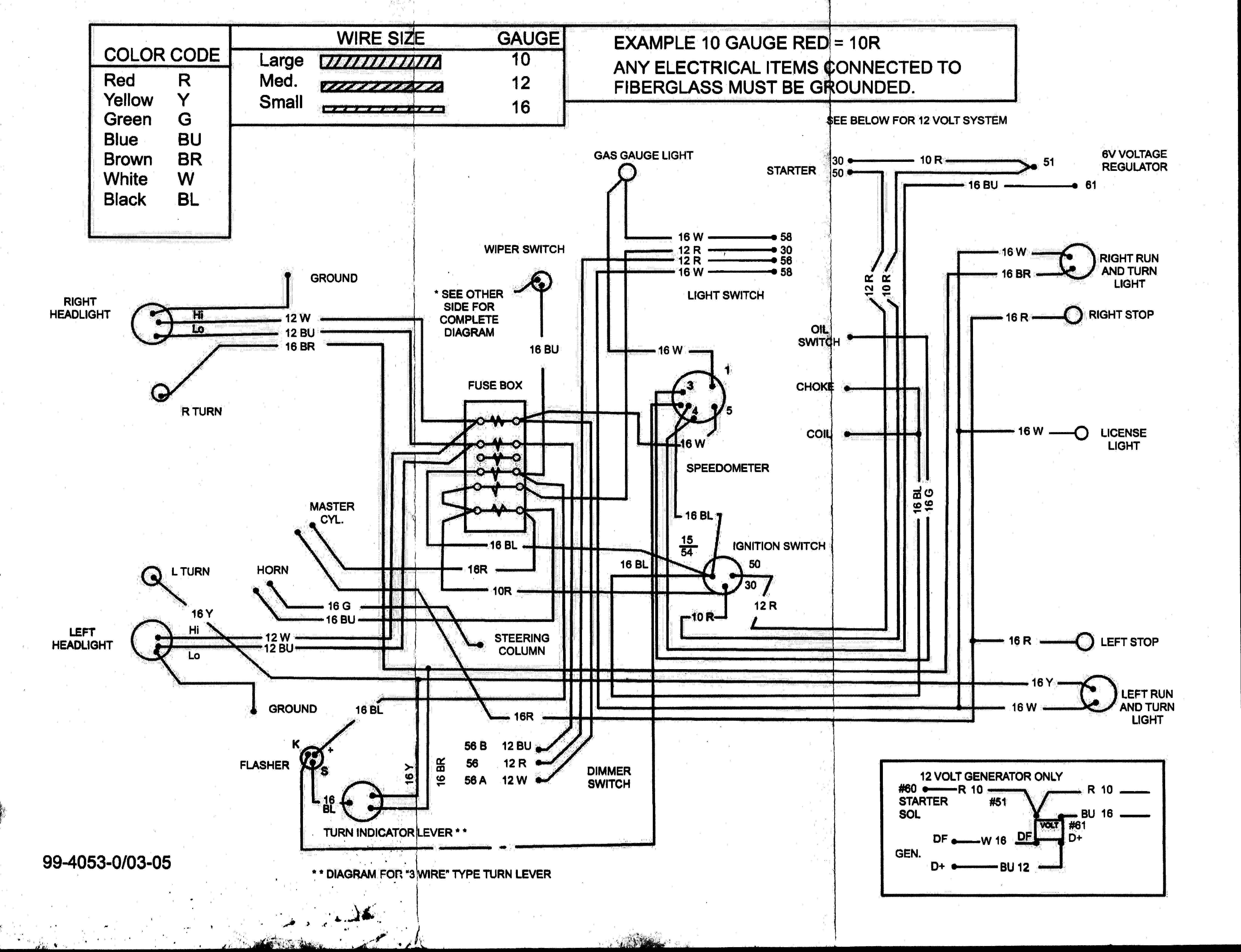 Best Of Bad Boy Buggy Wiring Diagram