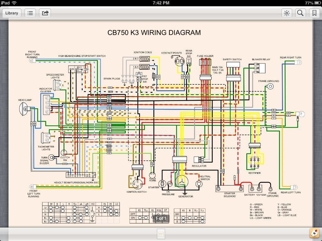 1975 Cb550 Wiring Questions At Fj1200 Diagram At Fj1200 Wiring Diagram
